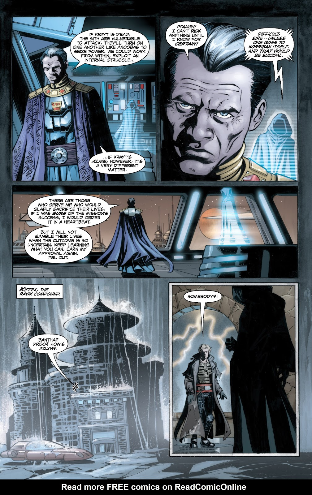 Read online Star Wars Legends: Legacy - Epic Collection comic -  Issue # TPB 2 (Part 4) - 80