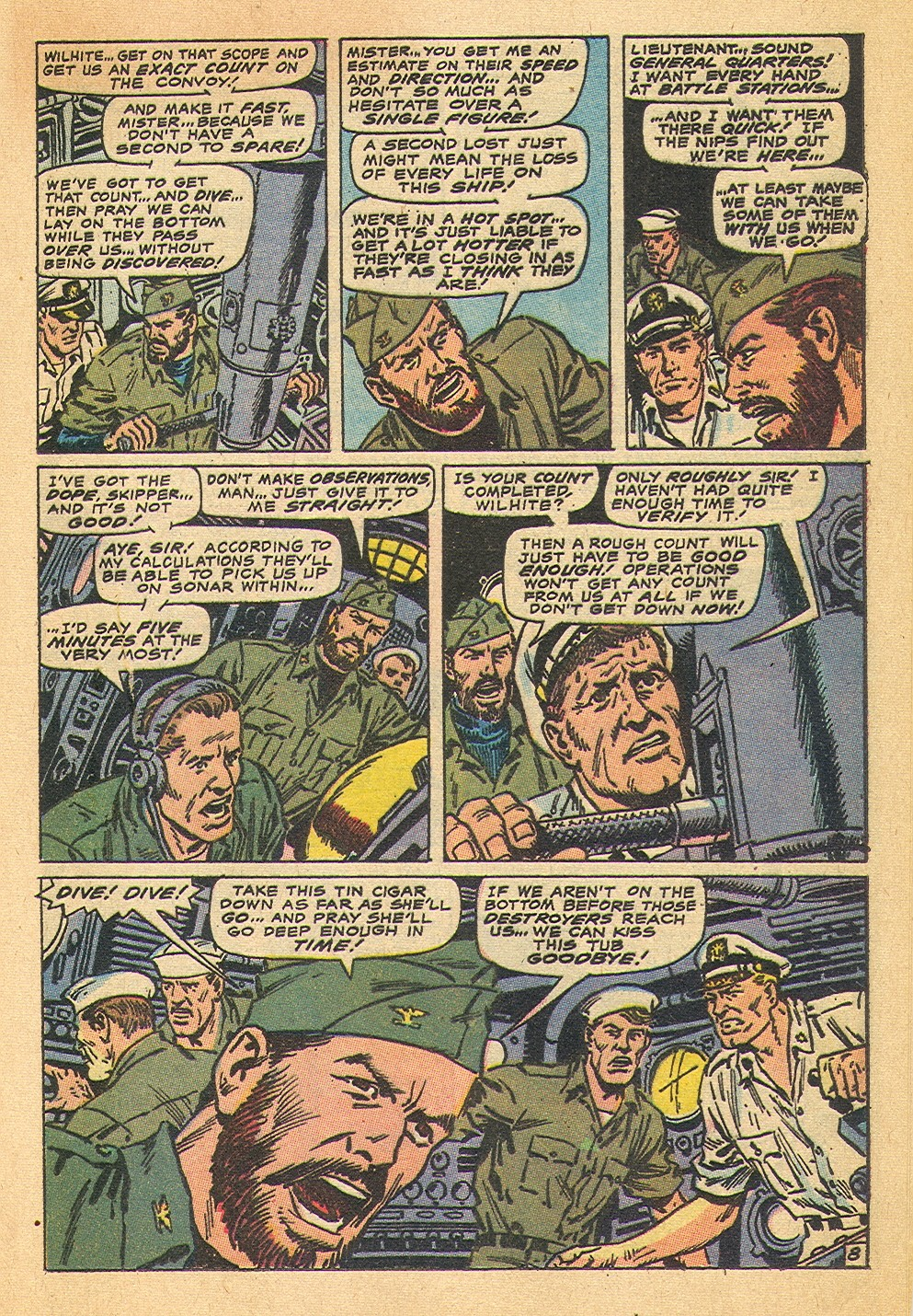 Captain Savage and his Leatherneck Raiders issue 19 - Page 13