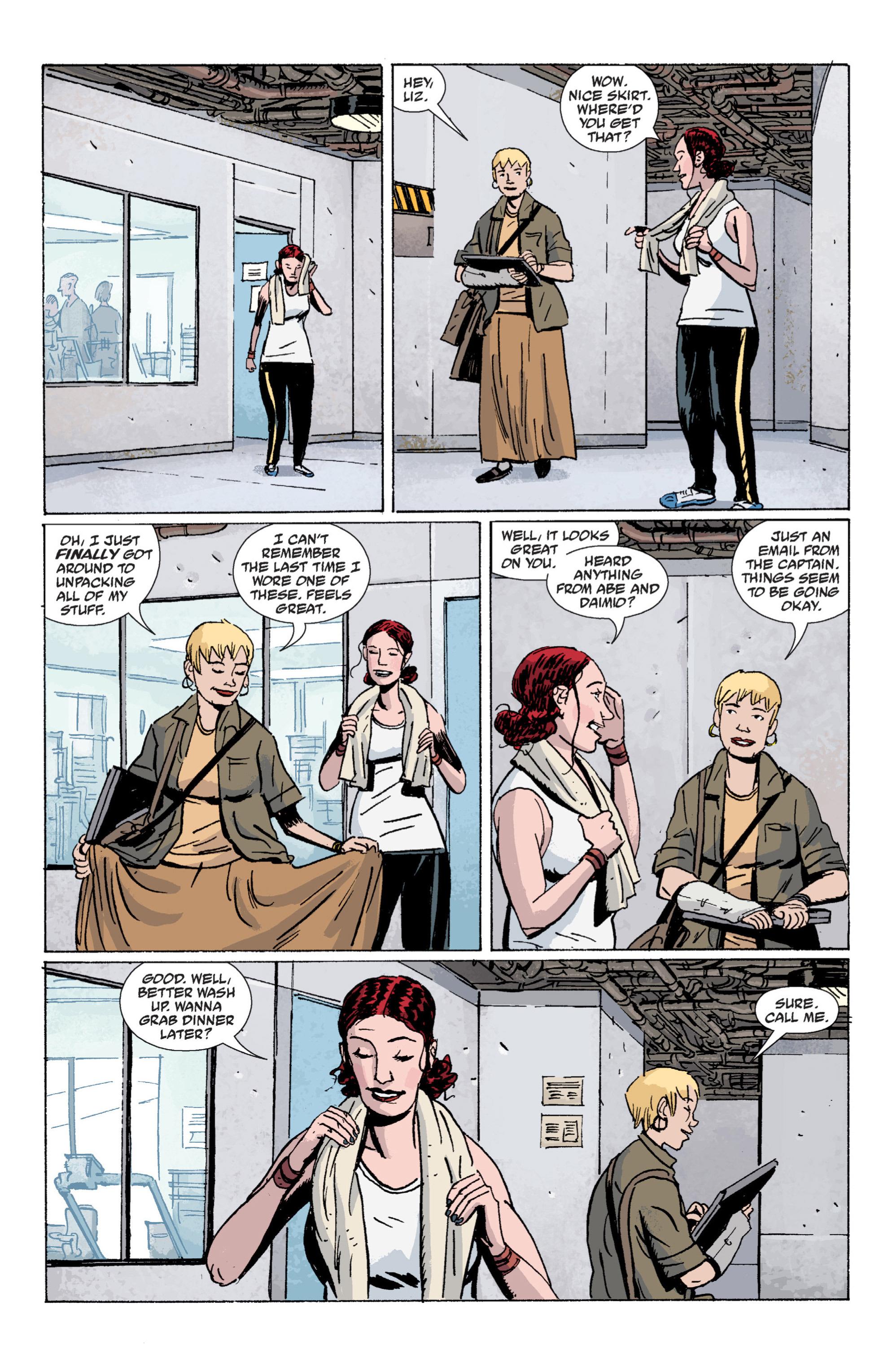 Read online B.P.R.D. (2003) comic -  Issue # TPB 7 - 42