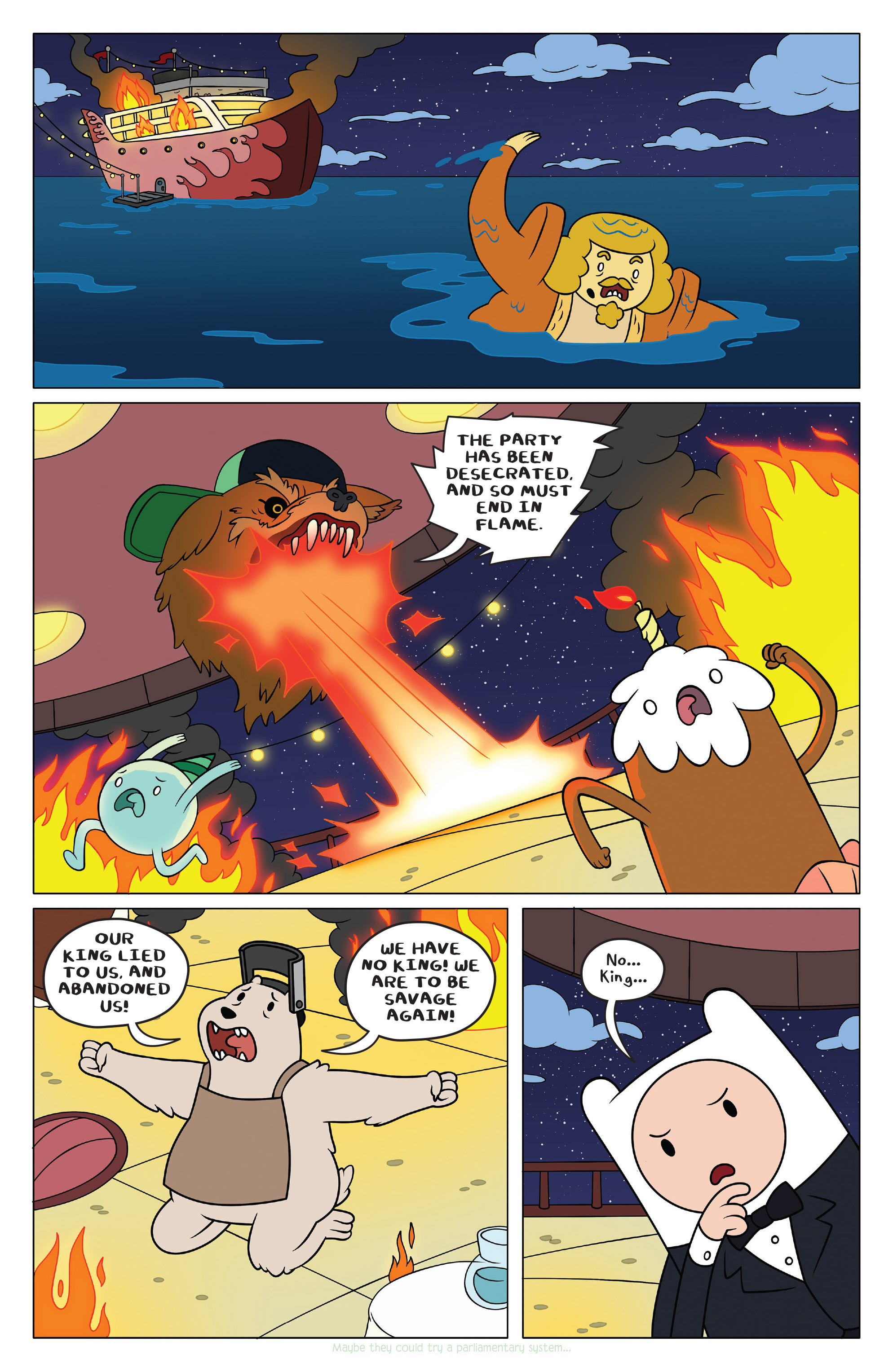 Adventure Time 44 Page 13