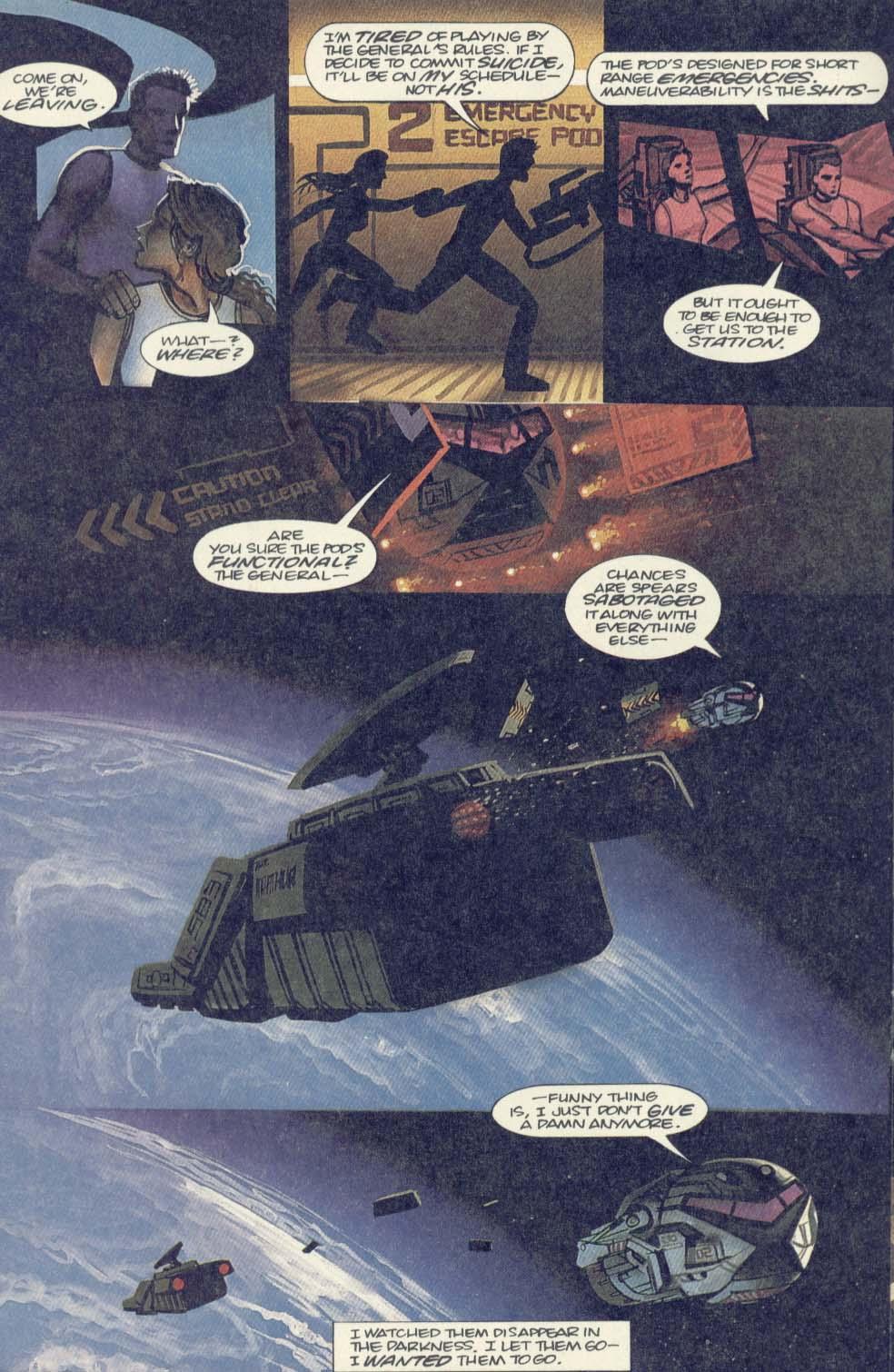 Read online Aliens (1989) comic -  Issue #4 - 18