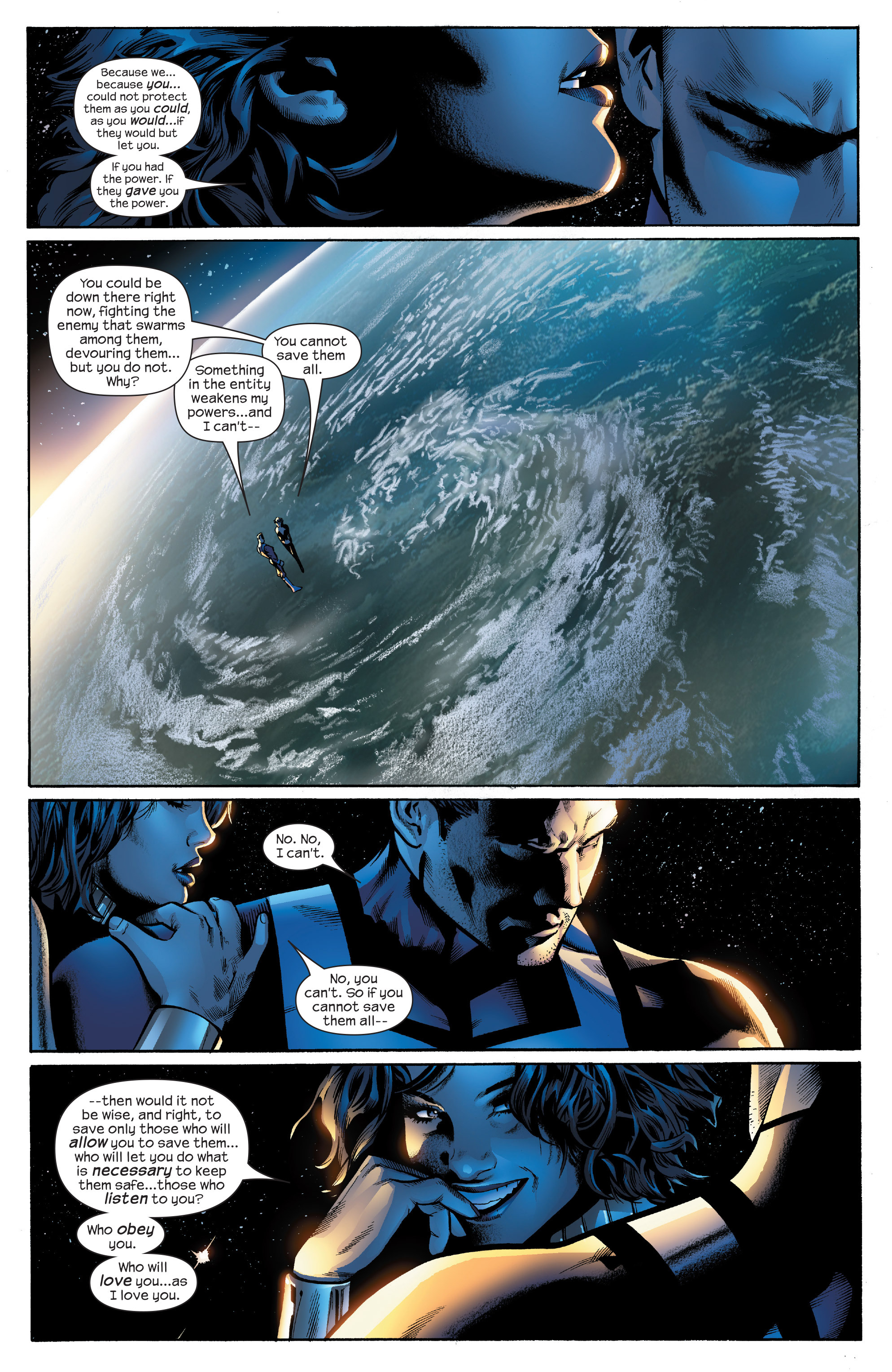 Read online Ultimate Power comic -  Issue #4 - 20