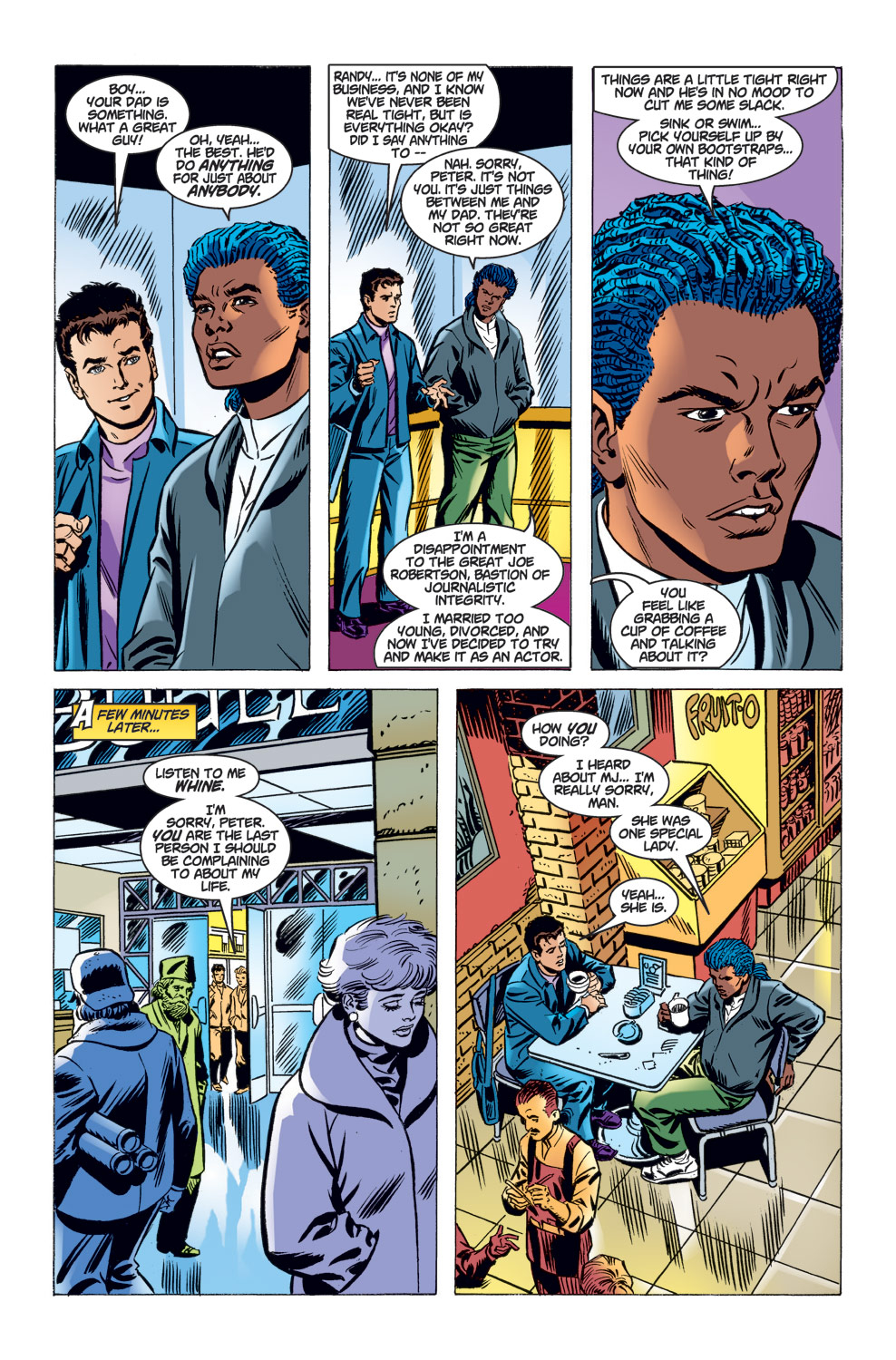 The Amazing Spider-Man (1999) 18 Page 11