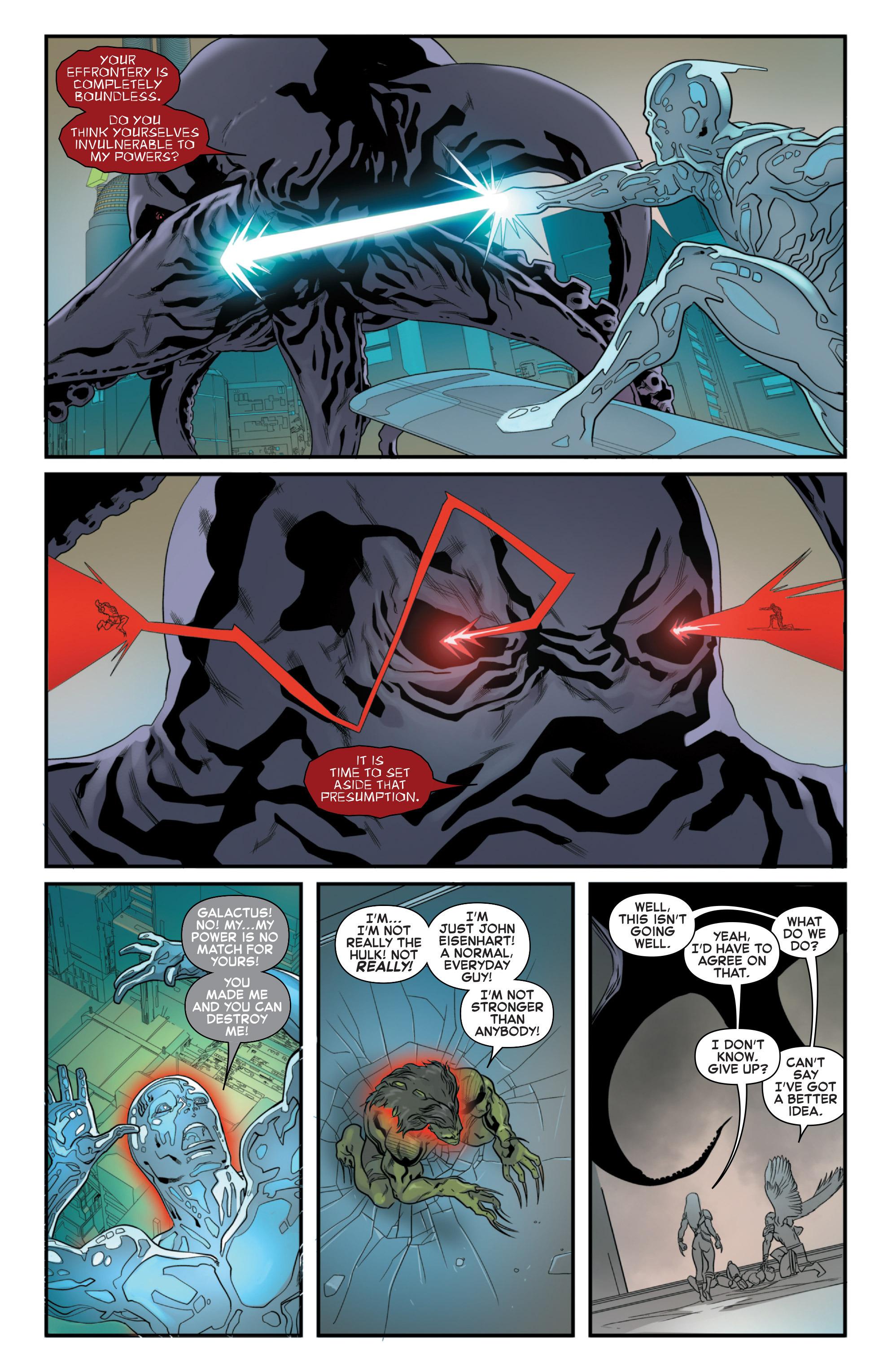 Read online Secret Wars 2099 comic -  Issue #5 - 14