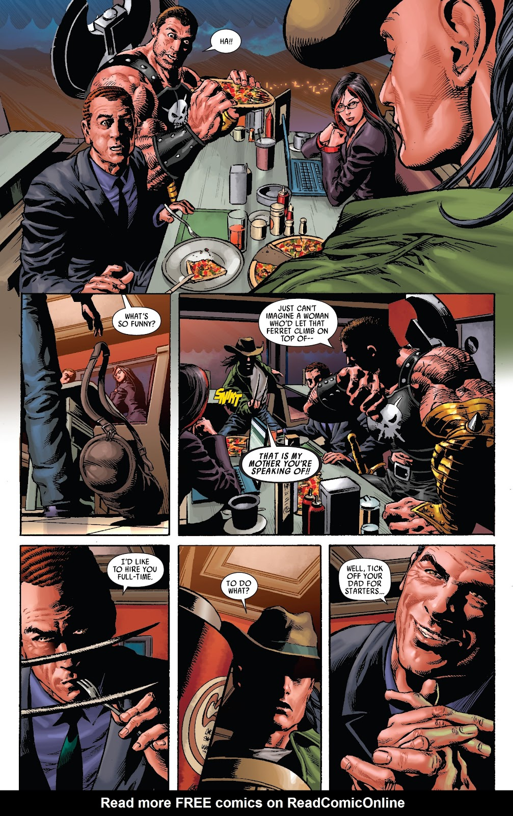 Read online Siege Prelude comic -  Issue # TPB (Part 1) - 23