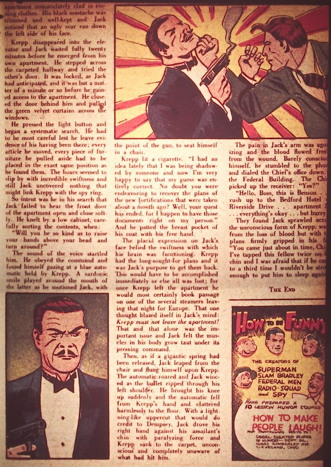Read online Detective Comics (1937) comic -  Issue #25 - 35