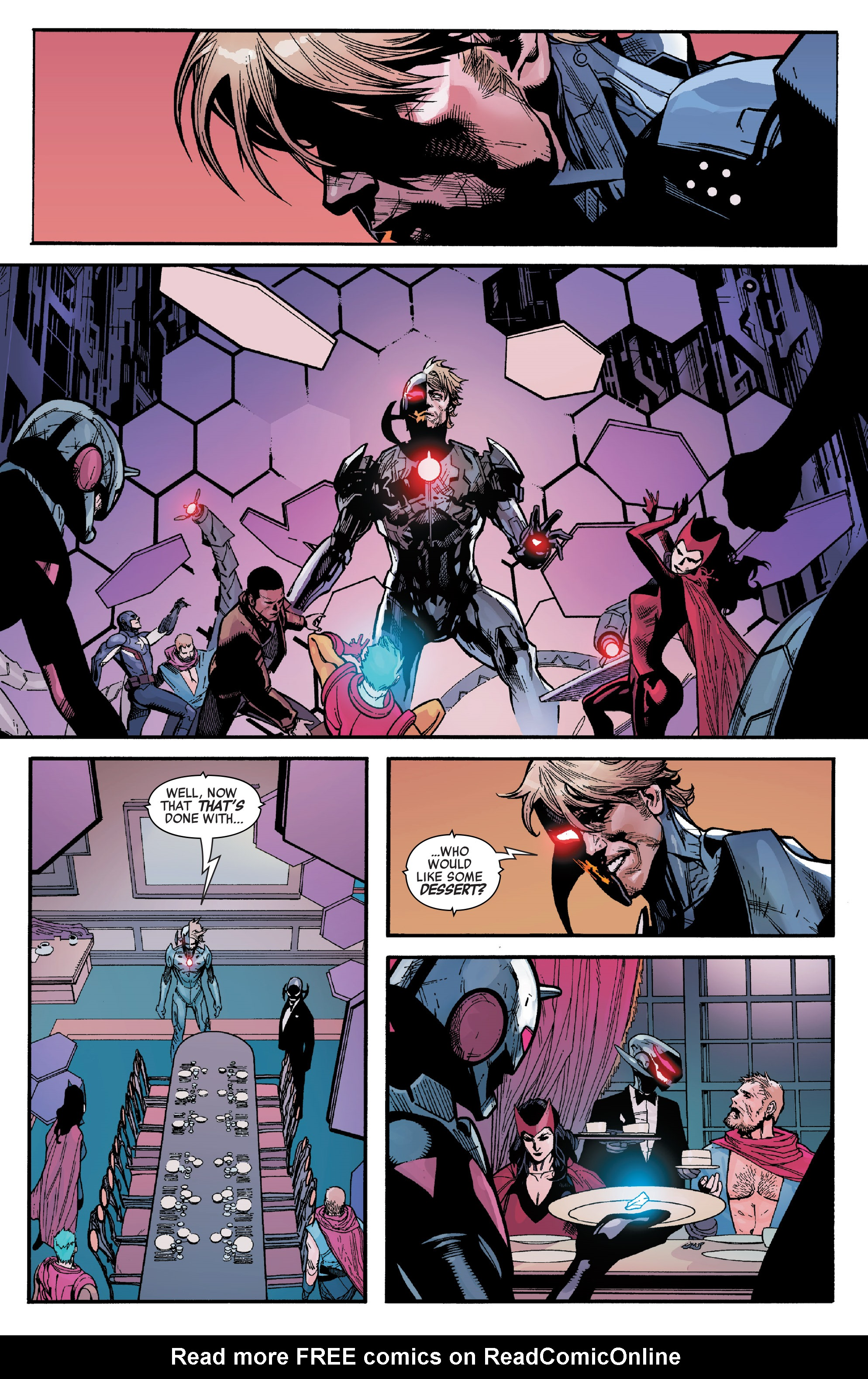 Read online Secret Empire comic -  Issue #4 - 31