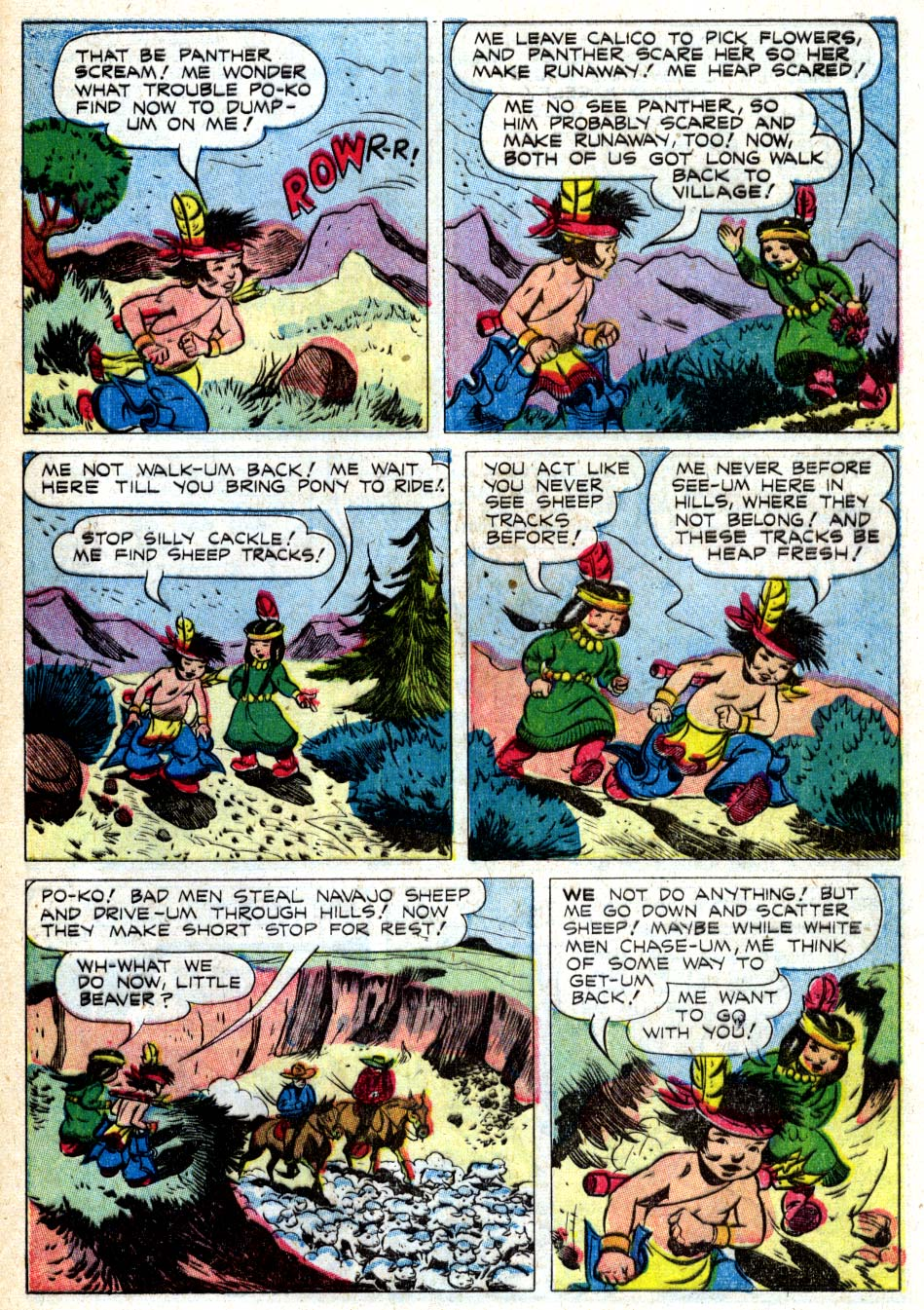 Four Color Comics issue 332 - Page 29