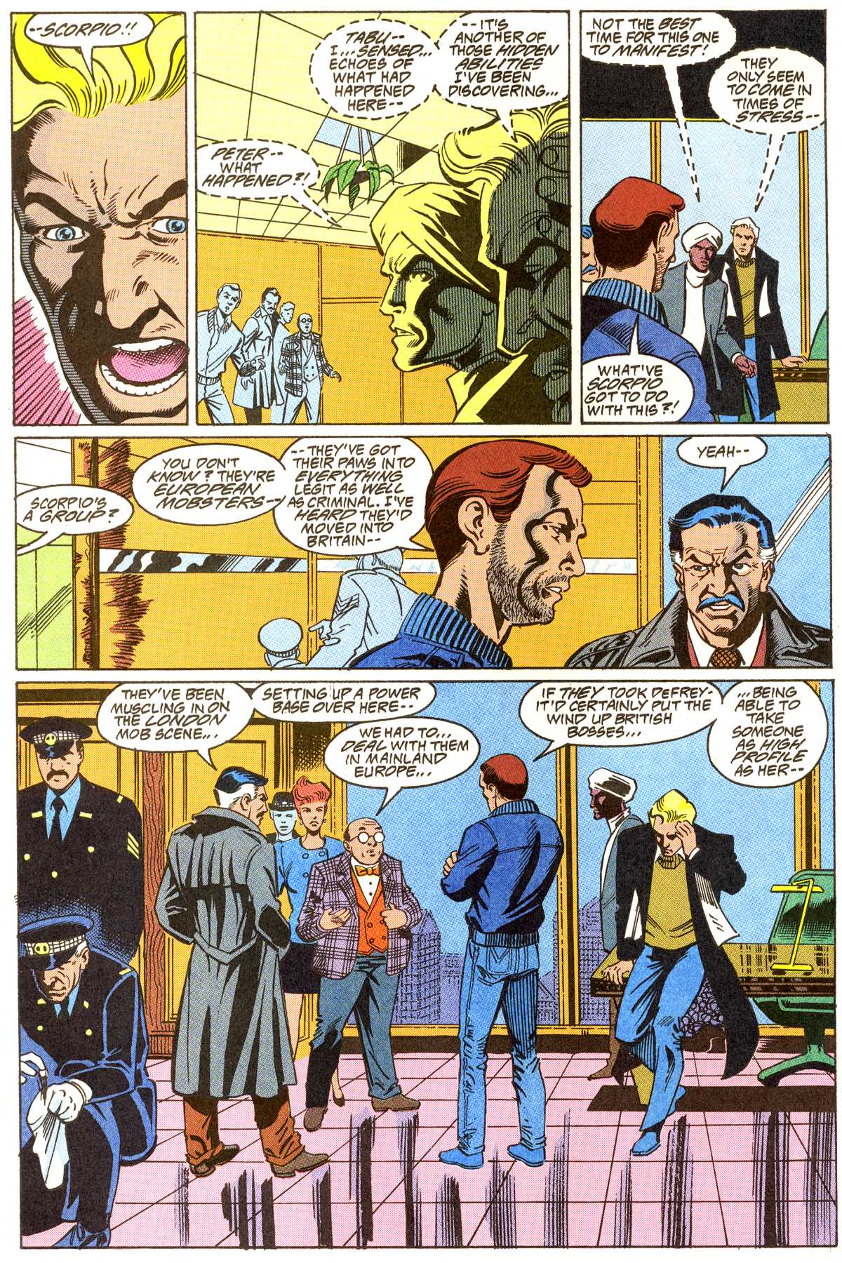 Read online Peter Cannon--Thunderbolt (1992) comic -  Issue #8 - 5