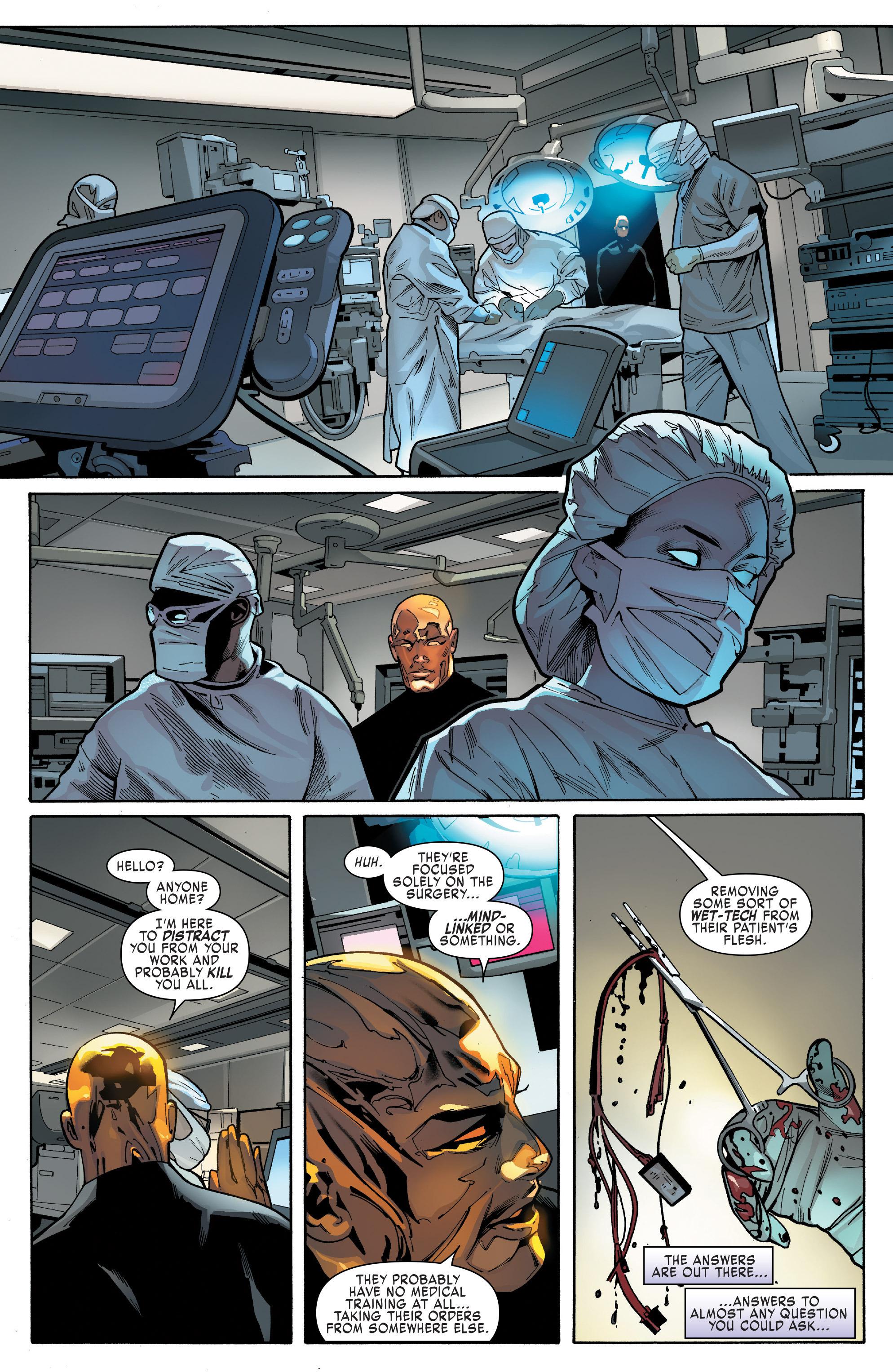 Read online Uncanny X-Men (2016) comic -  Issue #13 - 17