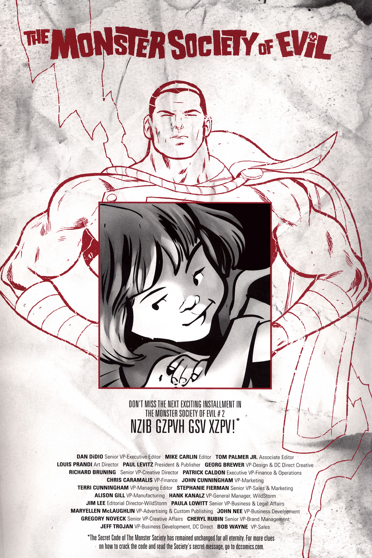 Read online Shazam!: The Monster Society of Evil comic -  Issue #1 - 50