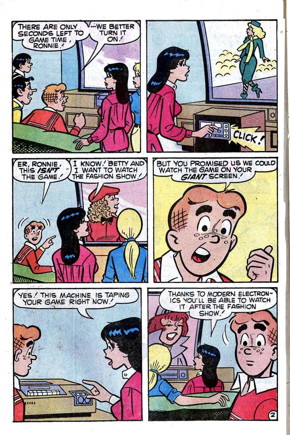 Read online Archie (1960) comic -  Issue #278 - 14