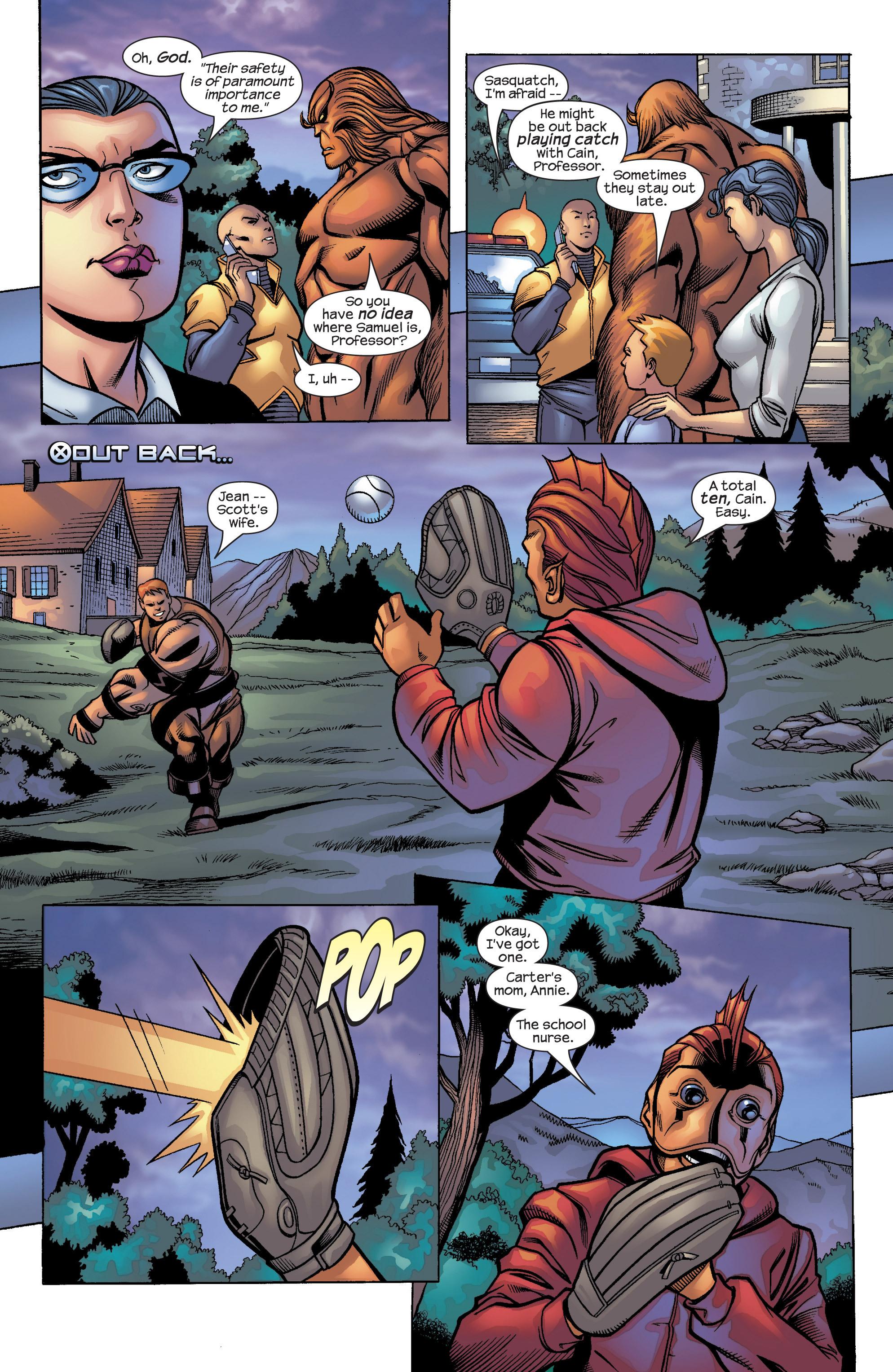Read online Uncanny X-Men (1963) comic -  Issue #422 - 14