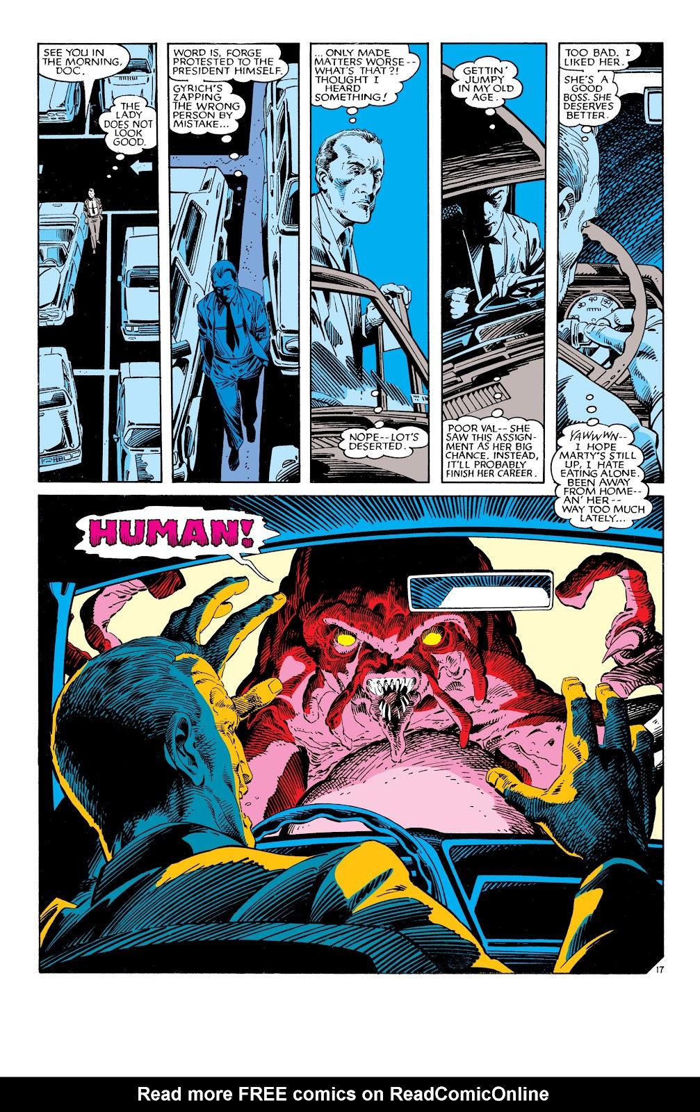 Uncanny X-Men (1963) issue 186 - Page 18