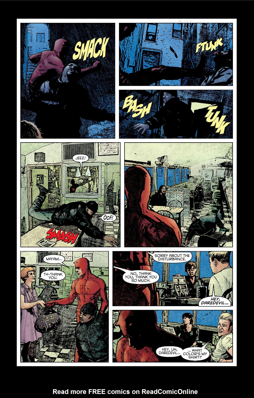 Read online Daredevil (1998) comic -  Issue # _Ultimate_Collection TPB 1 (Part 3) - 86