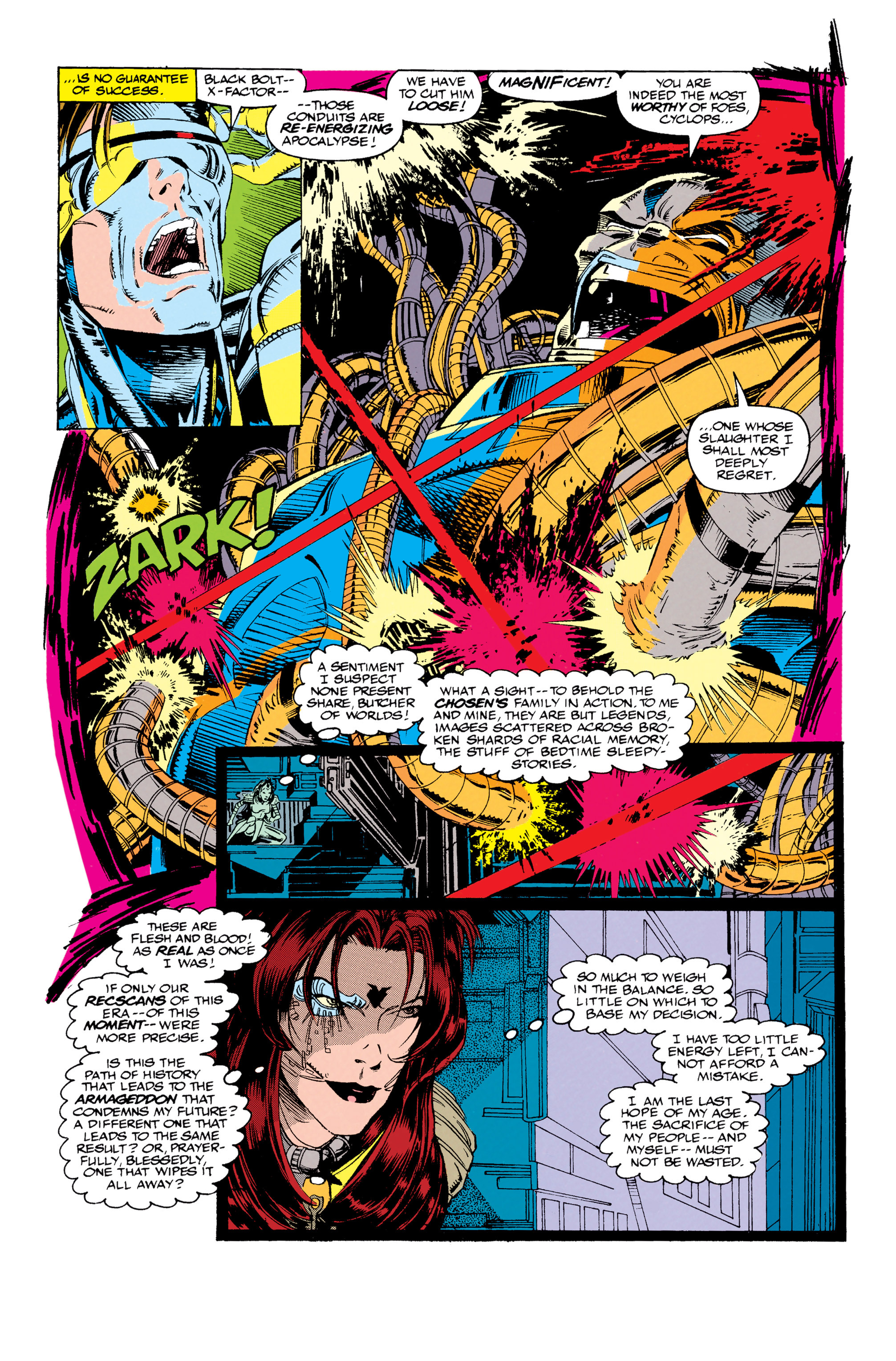 Read online X-Factor (1986) comic -  Issue #68 - 9