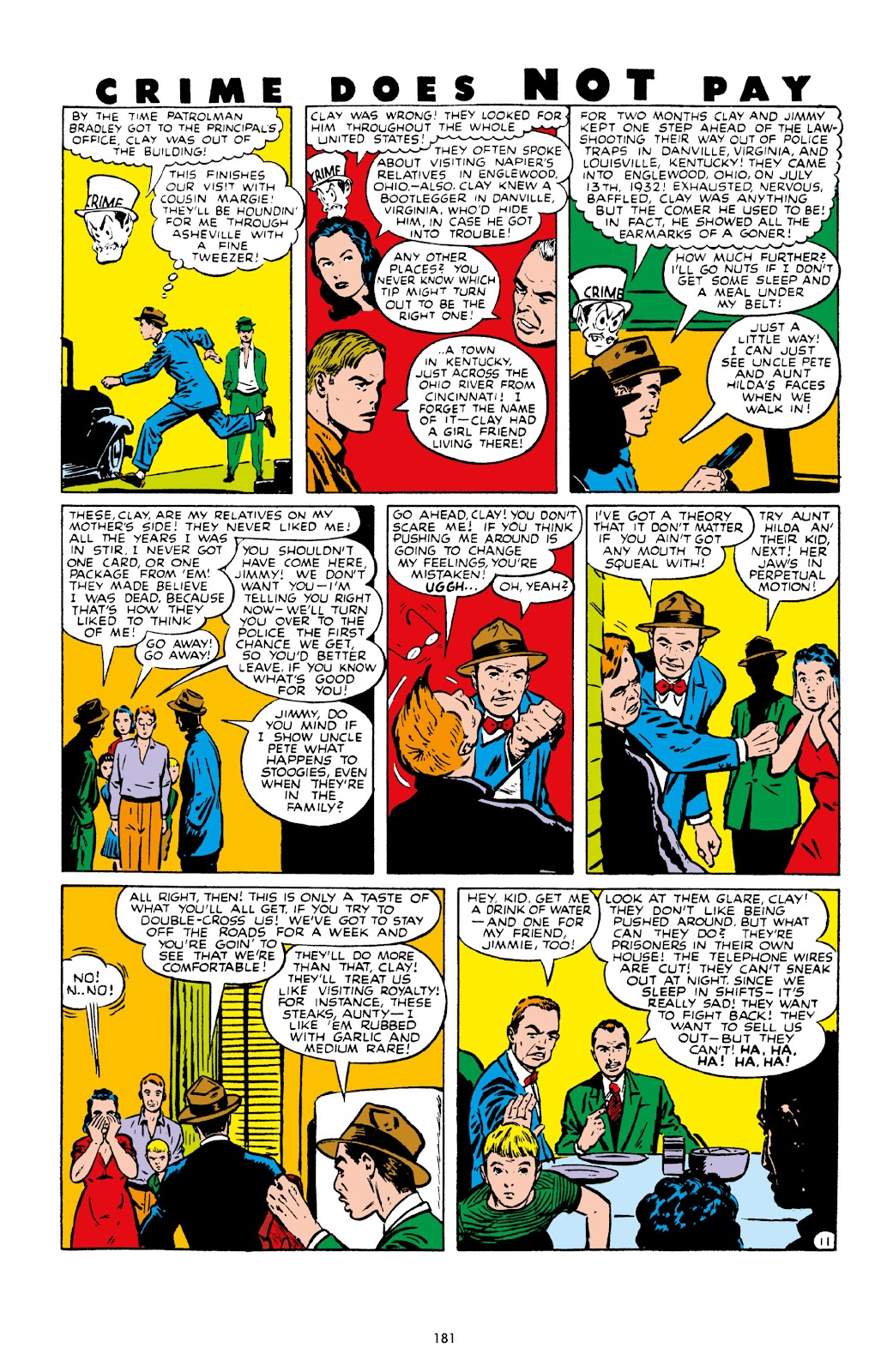 Read online Crime Does Not Pay Archives comic -  Issue # TPB 10 (Part 2) - 82