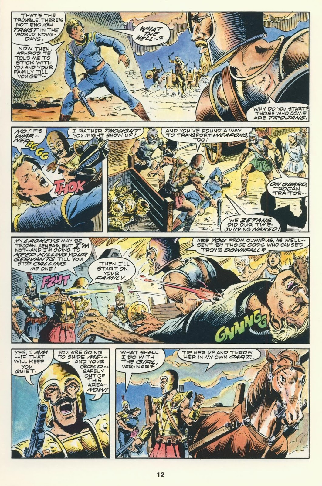 Warhawks issue 4 - Page 14