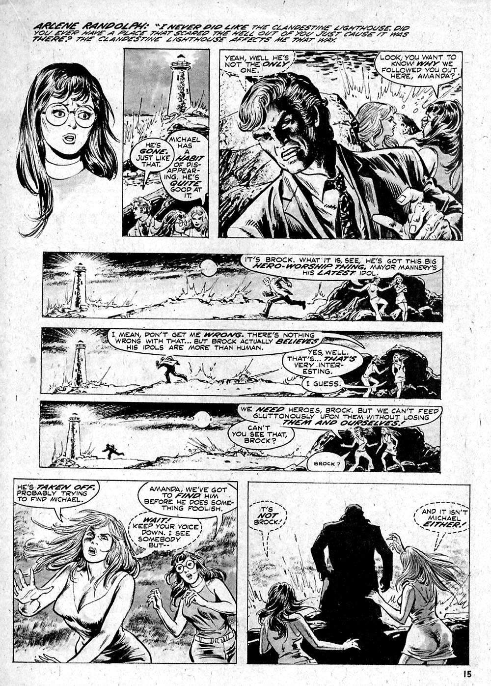 Vampire Tales issue 5 - Page 16