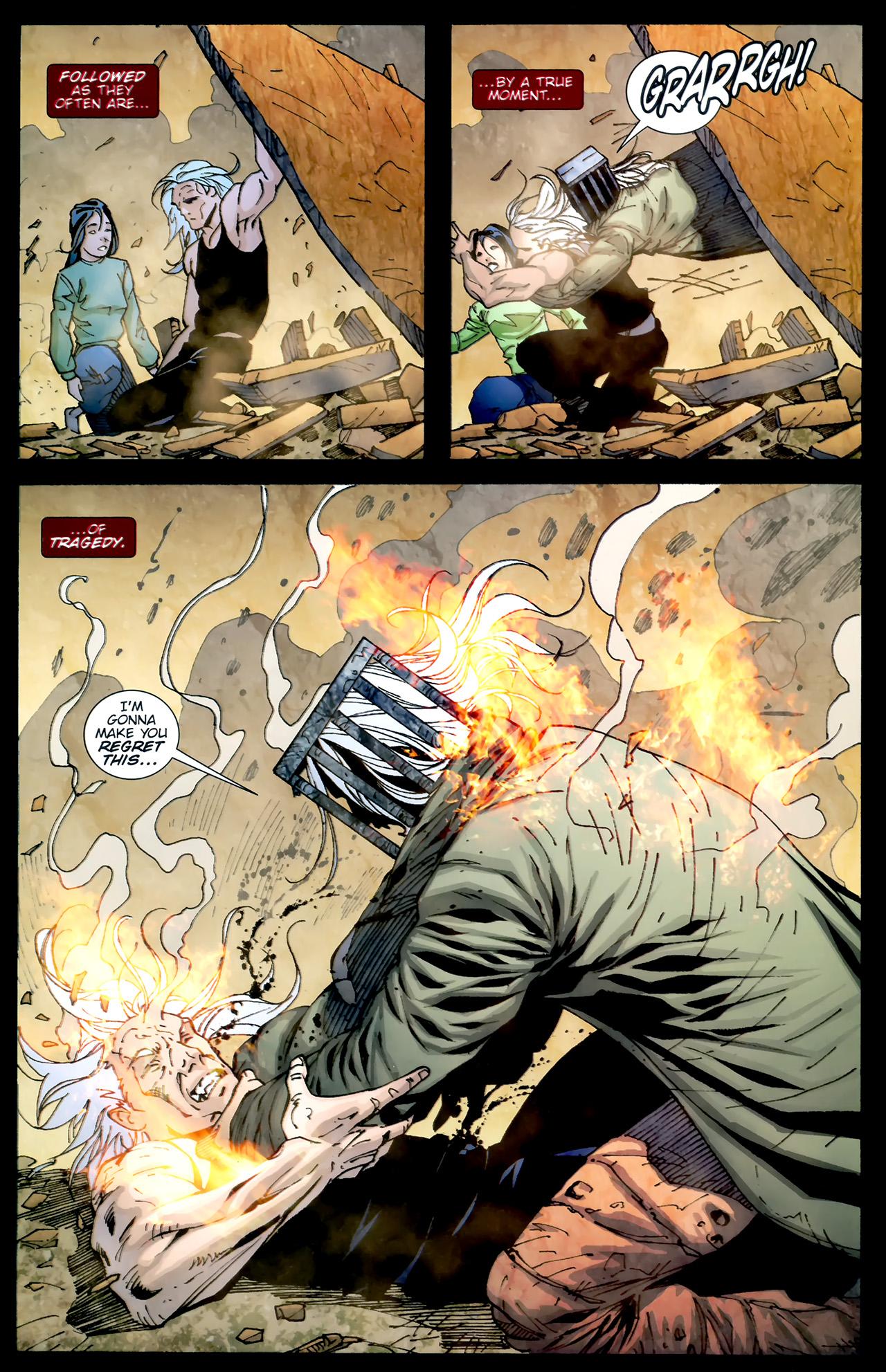 Read online Dead Romeo comic -  Issue #6 - 20