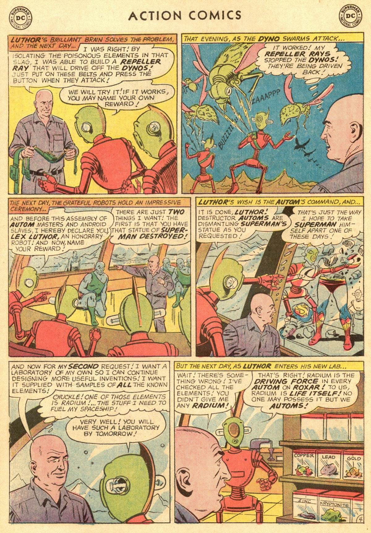 Action Comics (1938) 294 Page 5