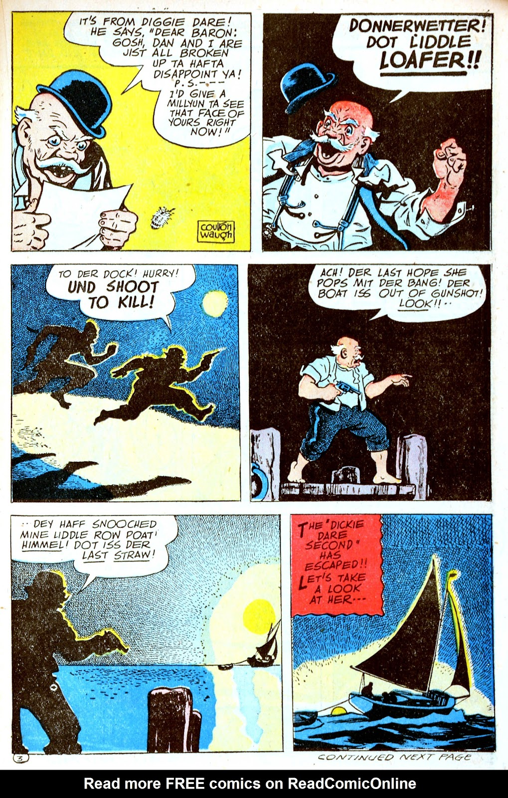 Read online Famous Funnies comic -  Issue #123 - 31