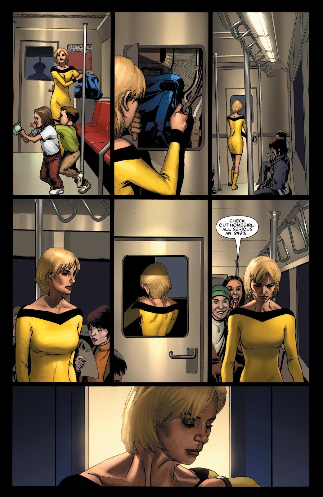 Uncanny X-Men (1963) issue 488 - Page 19
