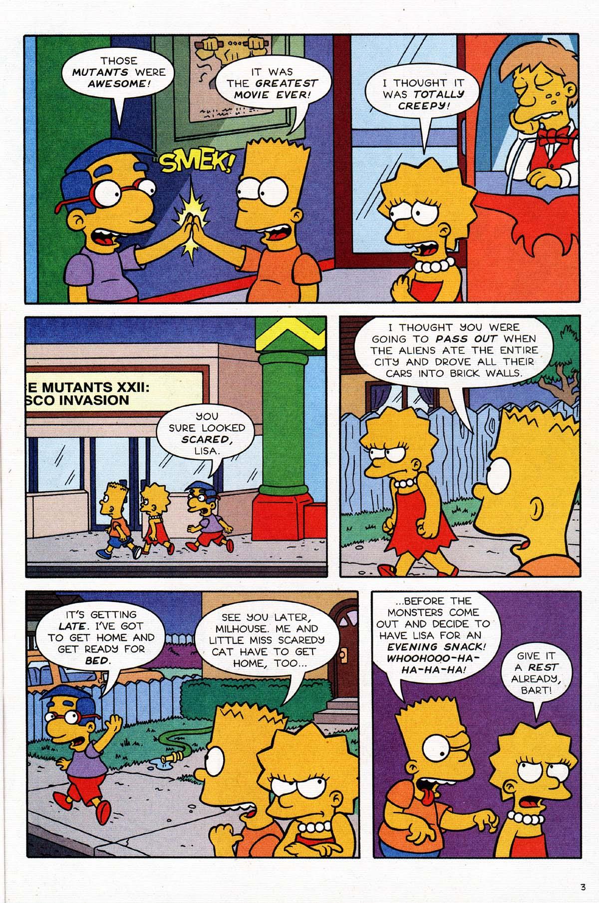 Read online Simpsons Comics Presents Bart Simpson comic -  Issue #13 - 21