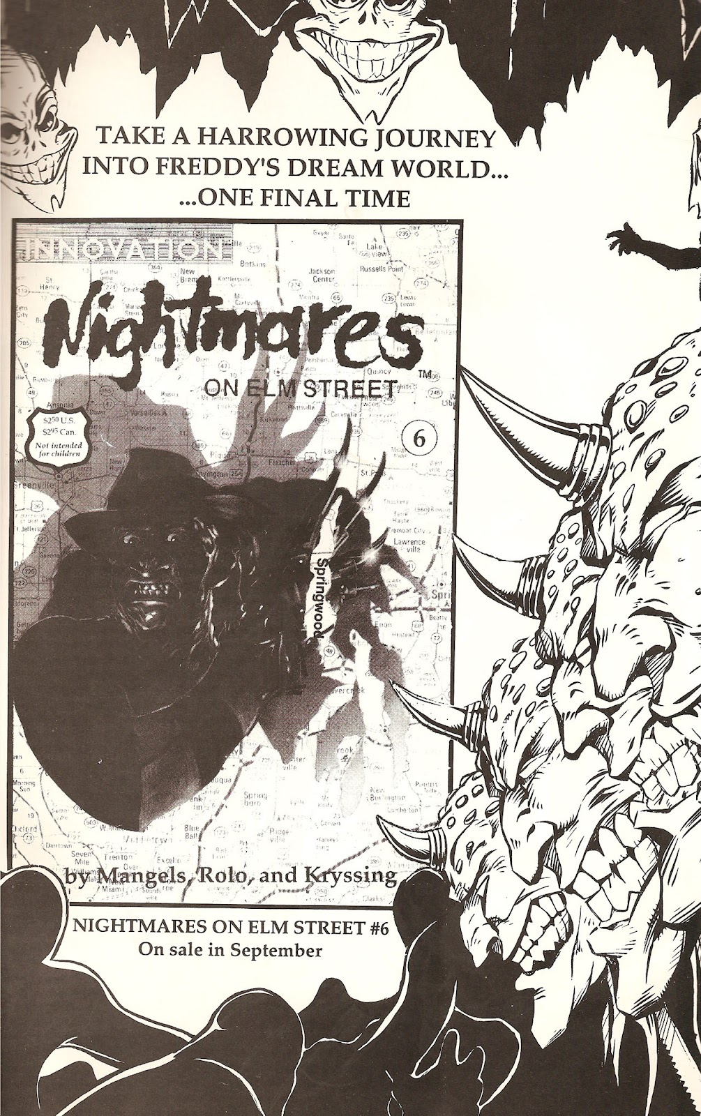 Read online A Nightmare on Elm Street: The Beginning comic -  Issue #2 - 27