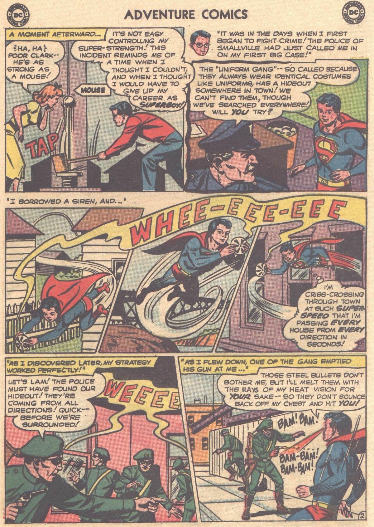 Read online Adventure Comics (1938) comic -  Issue #325 - 25