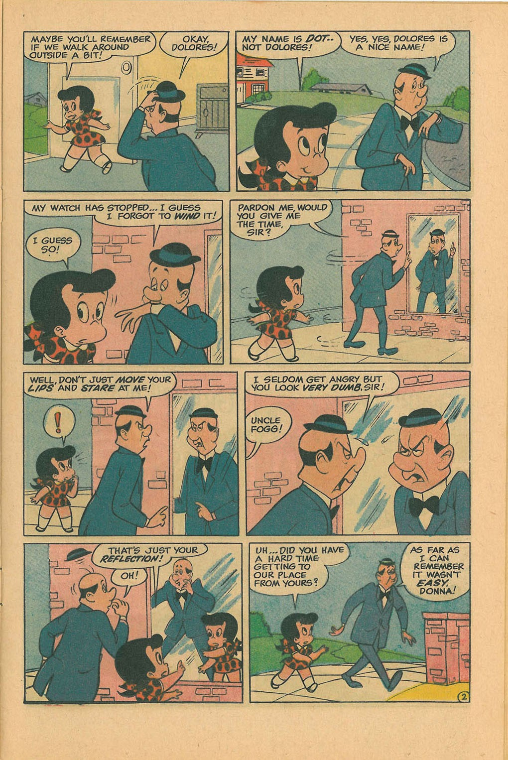 Little Dot (1953) issue 115 - Page 13