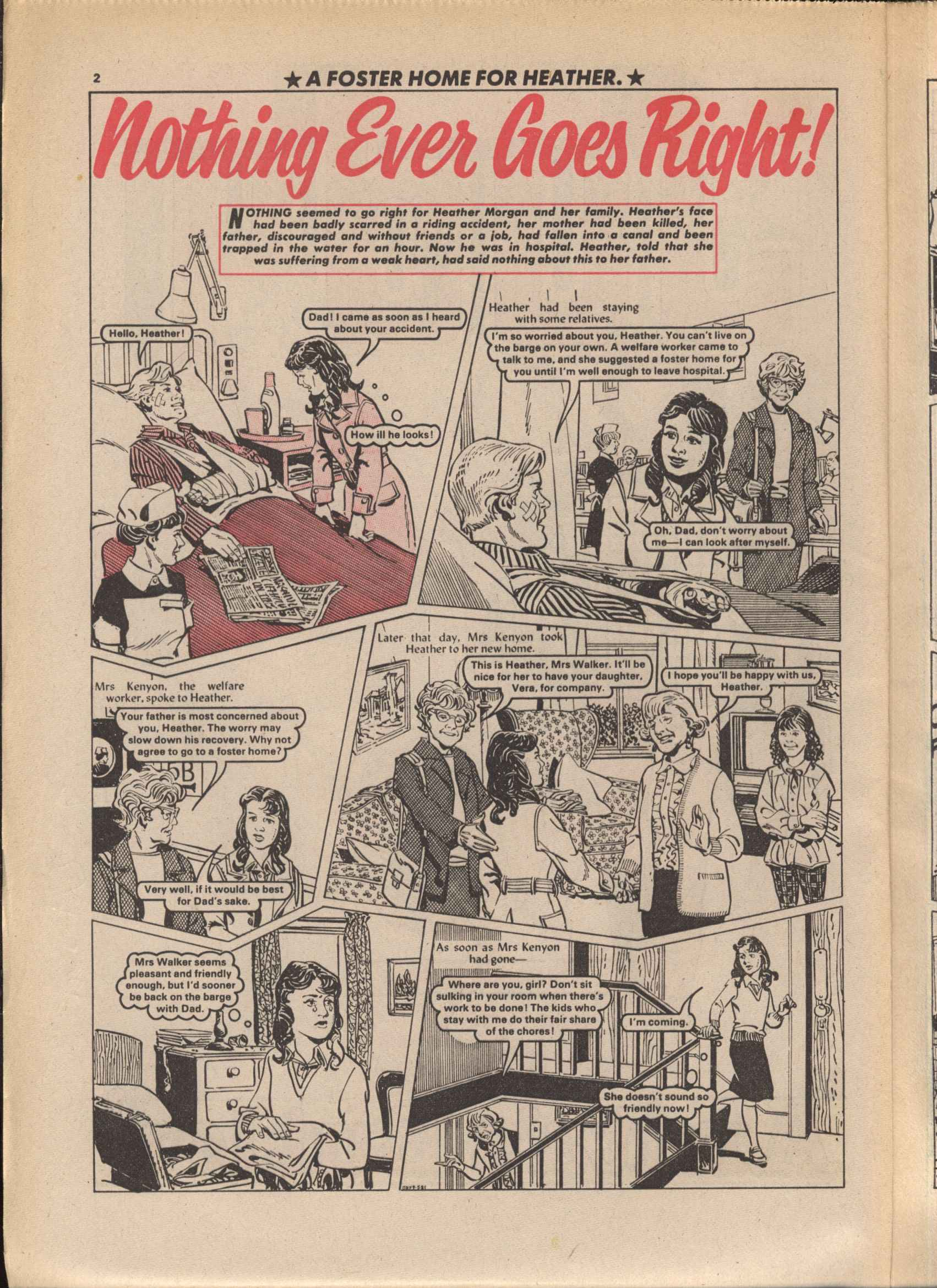 Read online Judy comic -  Issue #1113 - 2