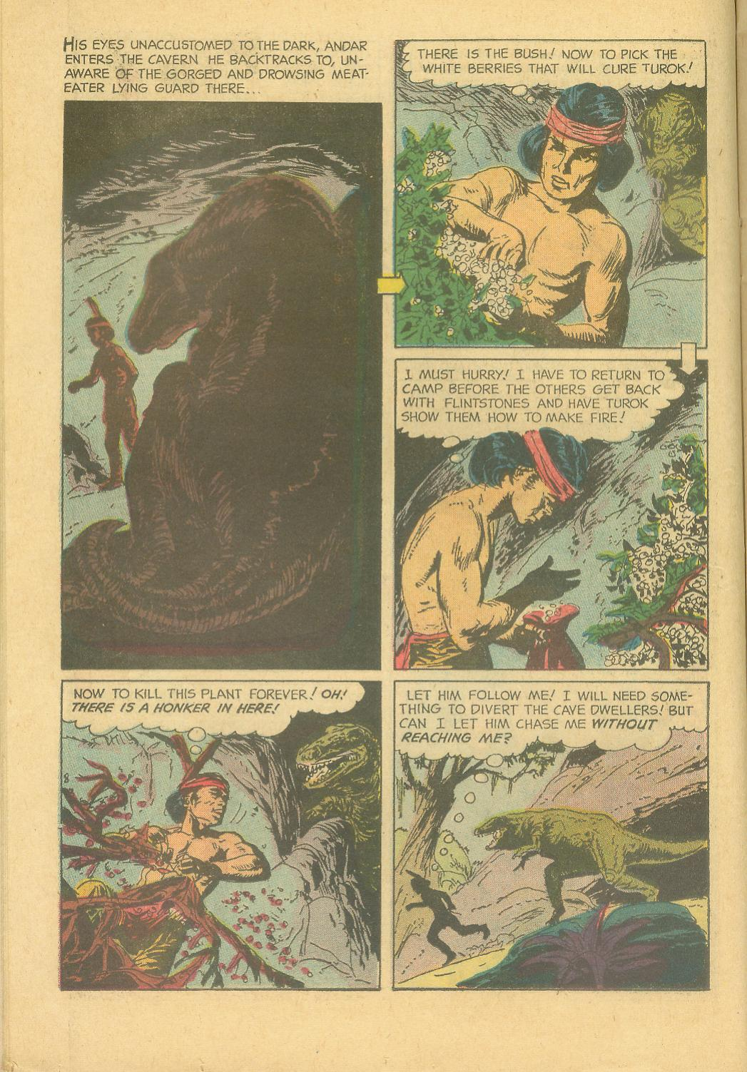 Read online Turok, Son of Stone comic -  Issue #28 - 14