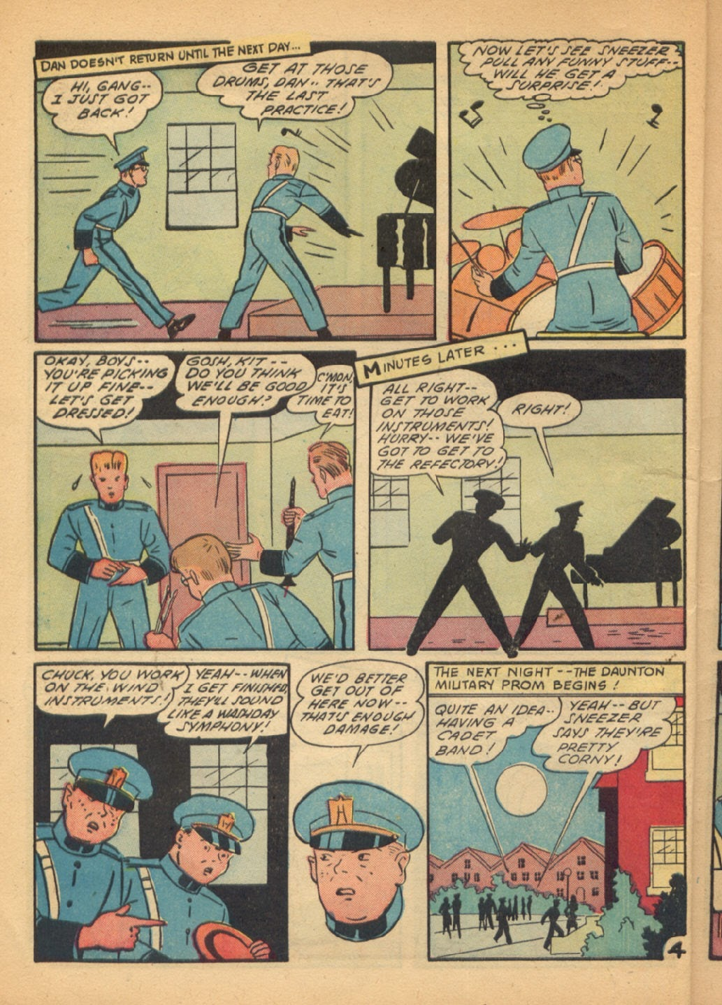 Target Comics issue 49 - Page 6