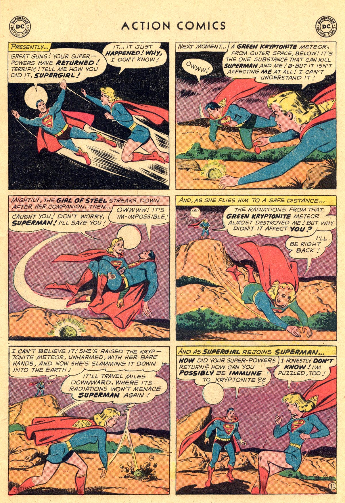 Action Comics (1938) 282 Page 28