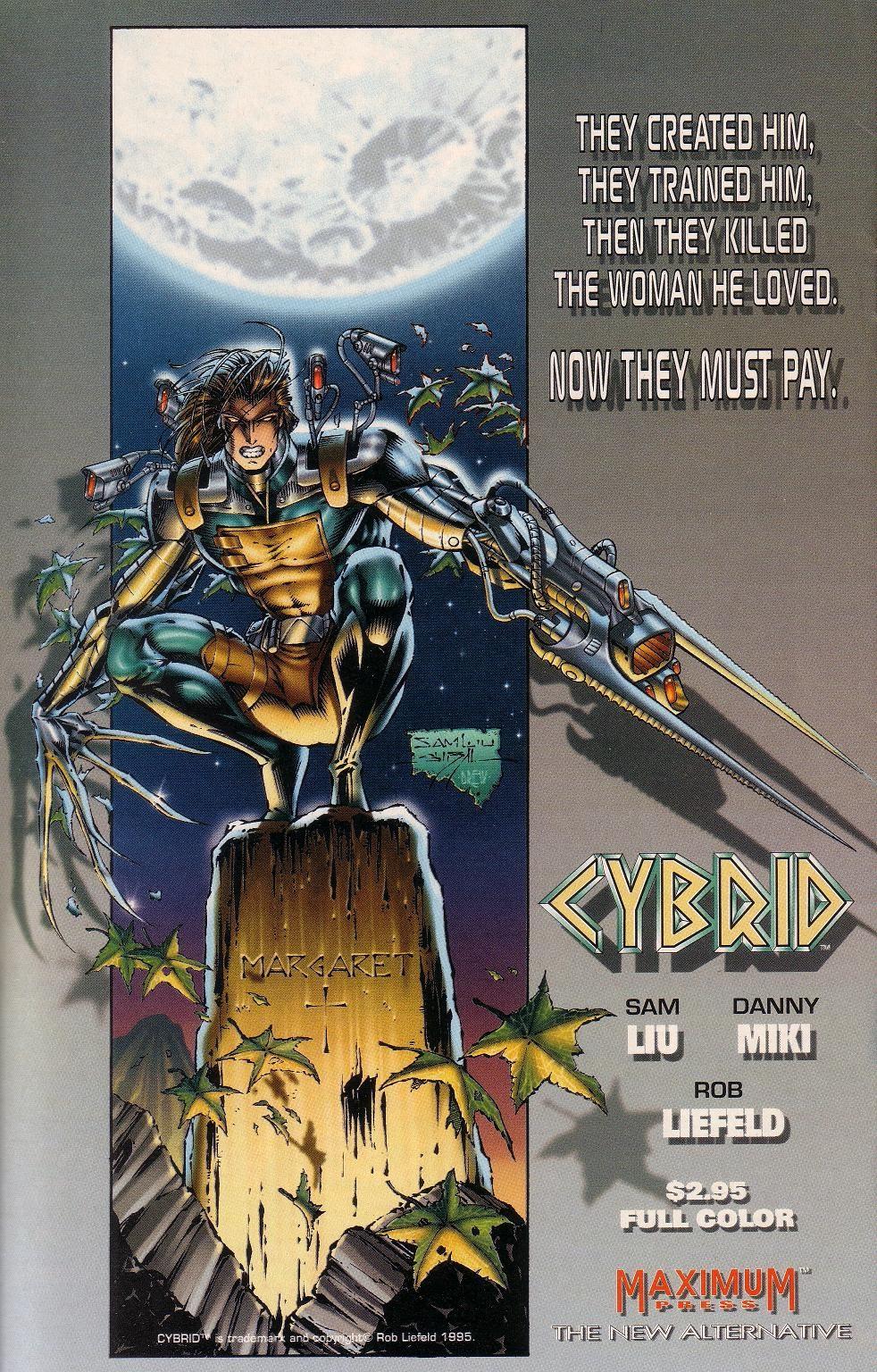 Read online Maximum Hero comic -  Issue # Full - 12
