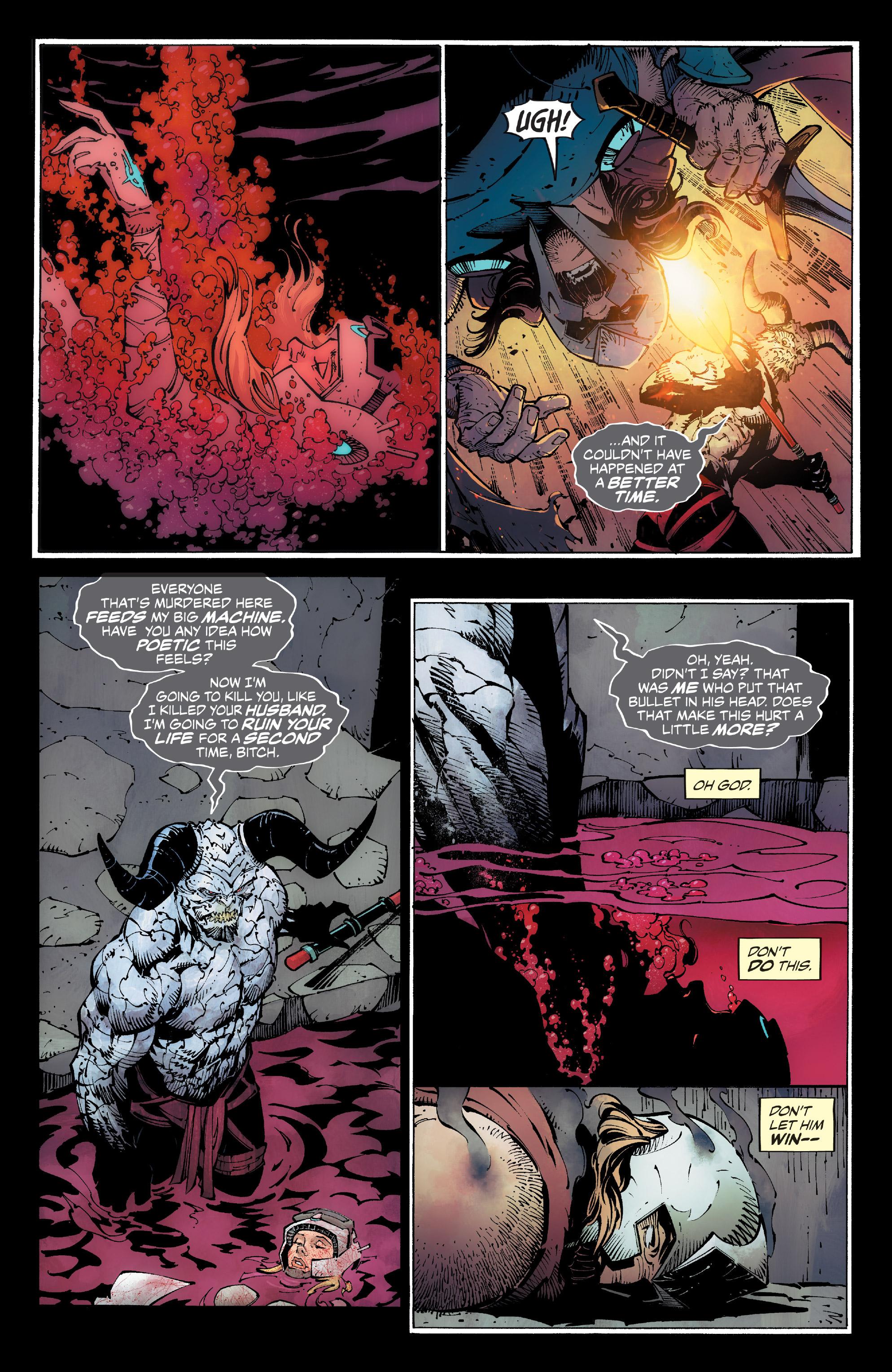 Read online Reborn comic -  Issue #6 - 19