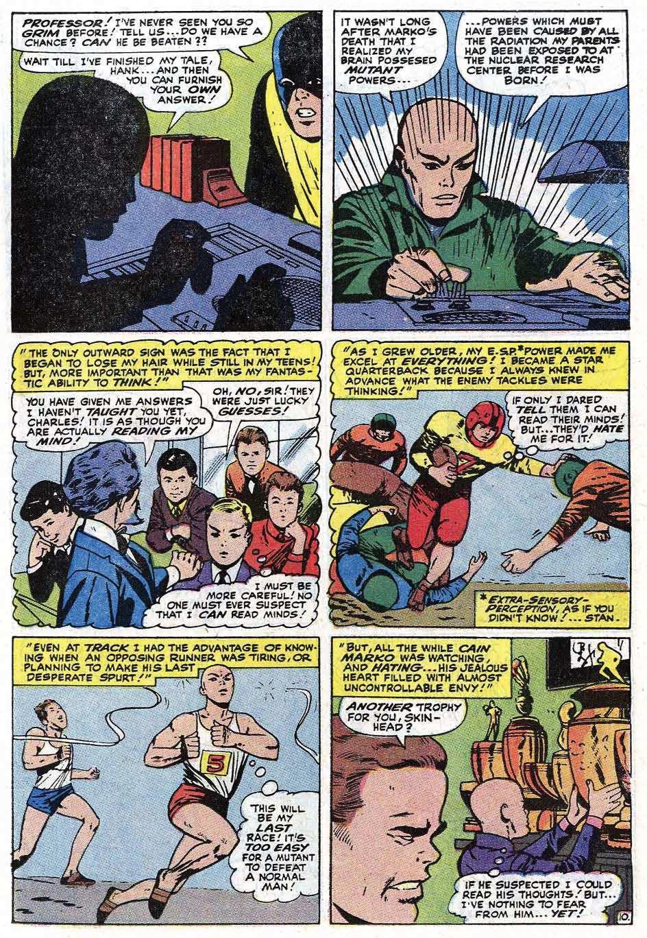 Read online Uncanny X-Men (1963) comic -  Issue #67 - 13