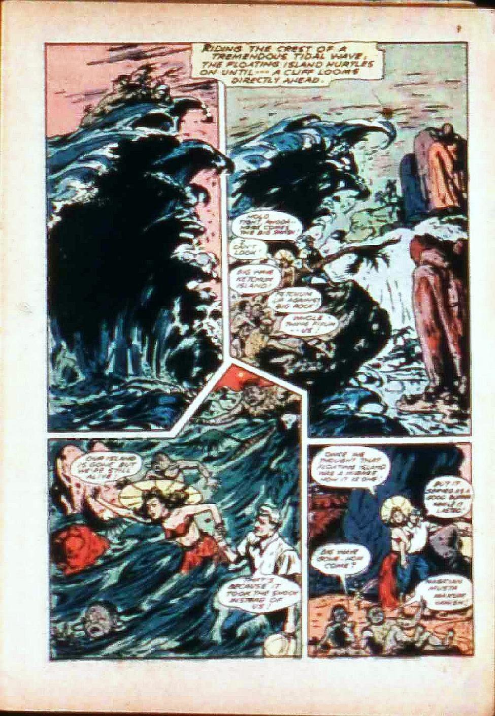 Read online Super-Magician Comics comic -  Issue #17 - 9