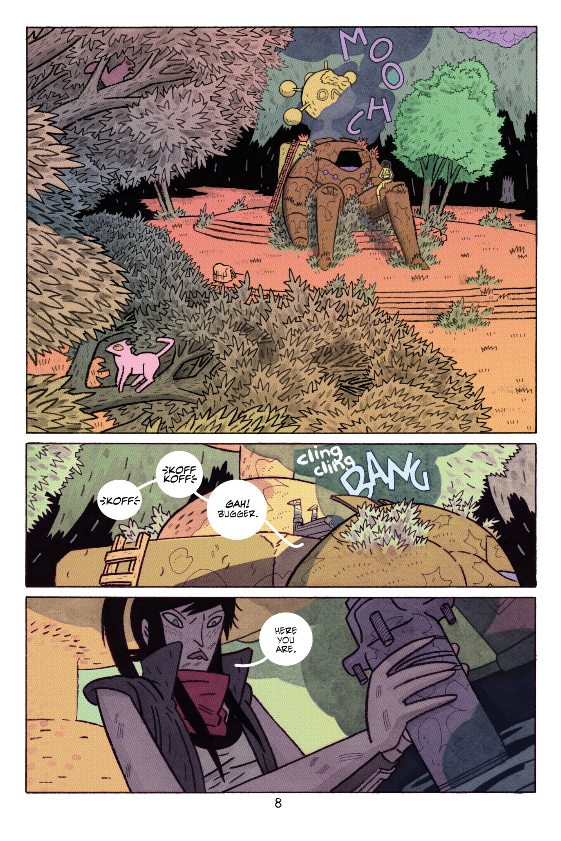 Read online ApocalyptiGirl: An Aria for the End Times comic -  Issue #ApocalyptiGirl: An Aria for the End Times Full - 16