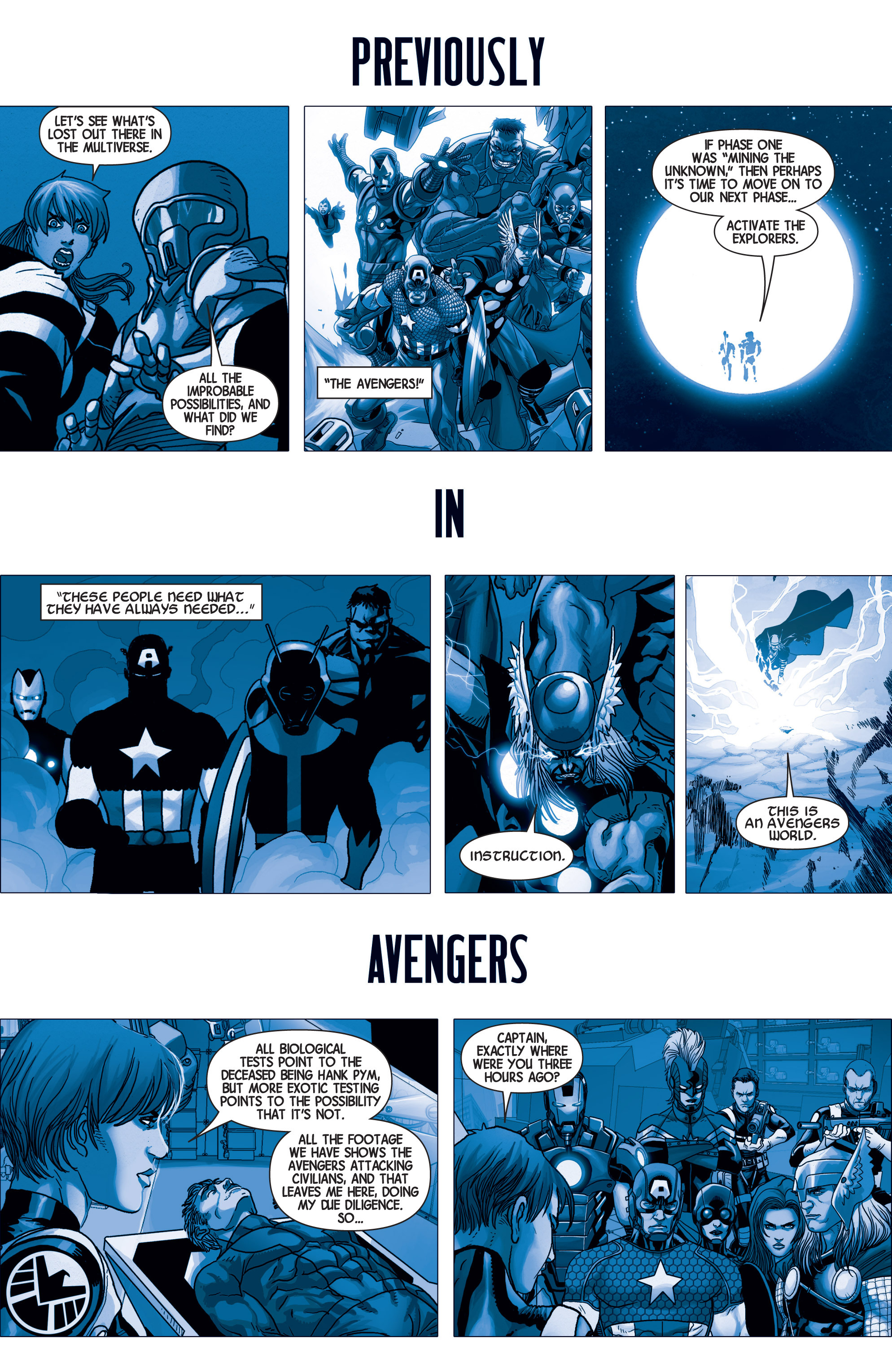 Read online Avengers (2013) comic -  Issue #26 - 2
