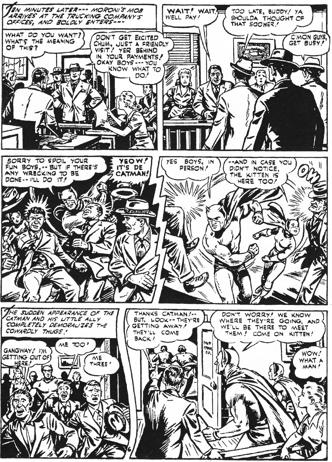 Read online Men of Mystery Comics comic -  Issue #70 - 9
