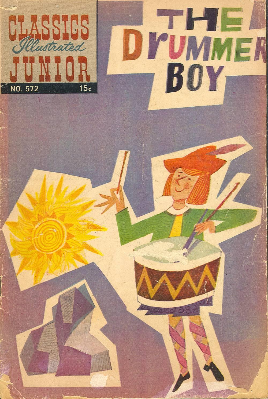 Classics Illustrated Junior 572 Page 1