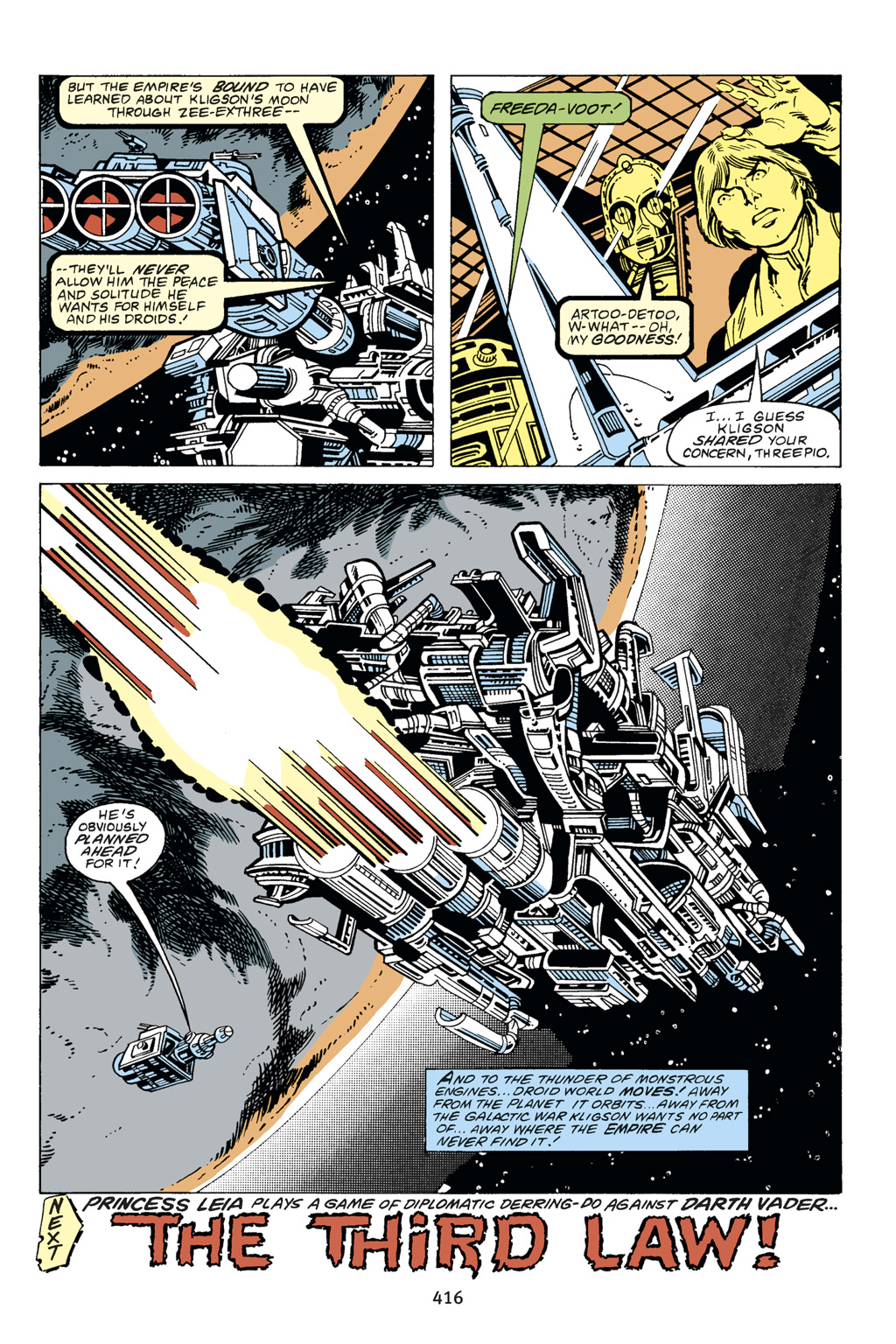 Read online Star Wars Omnibus comic -  Issue # Vol. 14 - 411