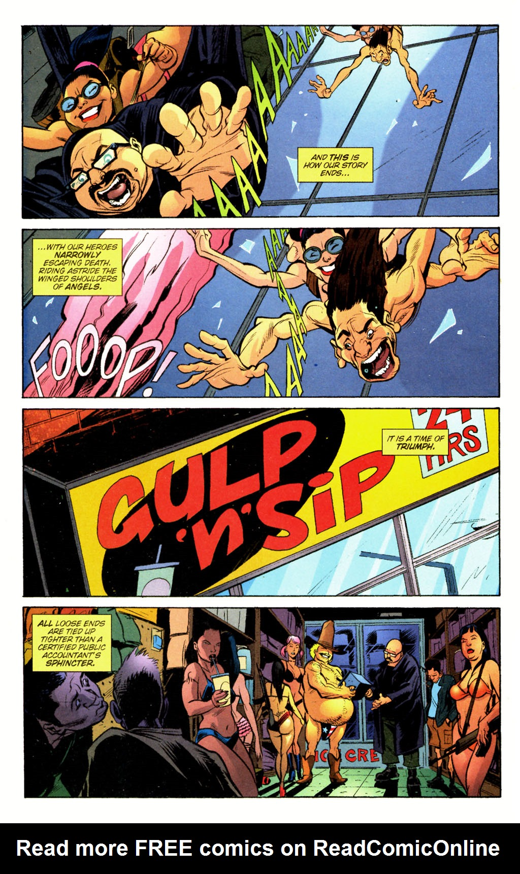 Read online Caper comic -  Issue #12 - 21