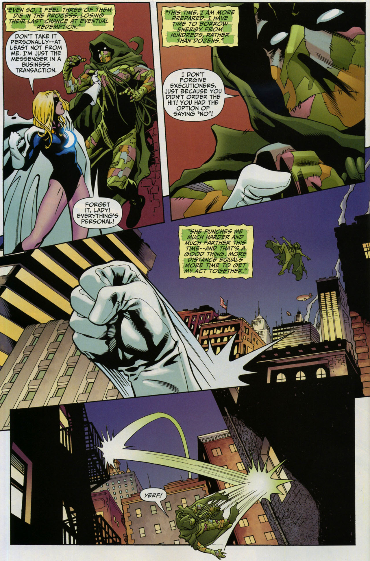 Read online Shadowpact comic -  Issue #5 - 21