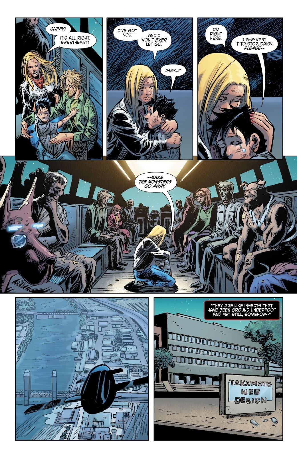 Read online Scooby Apocalypse comic -  Issue #35 - 13