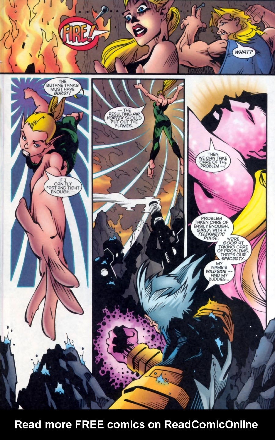 Excalibur (1988) issue 104 - Page 16