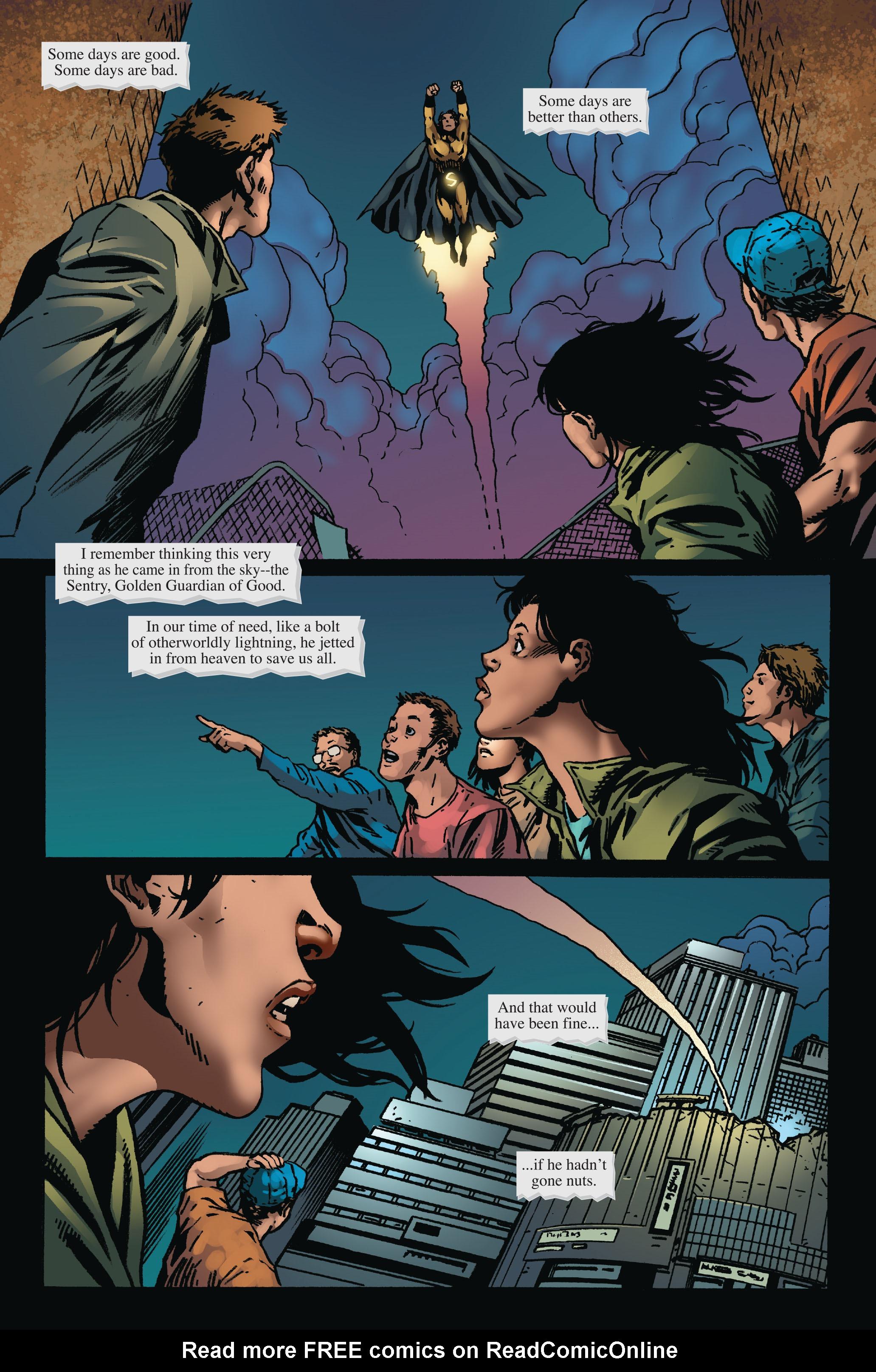 Read online World War Hulk: Front Line comic -  Issue #6 - 3