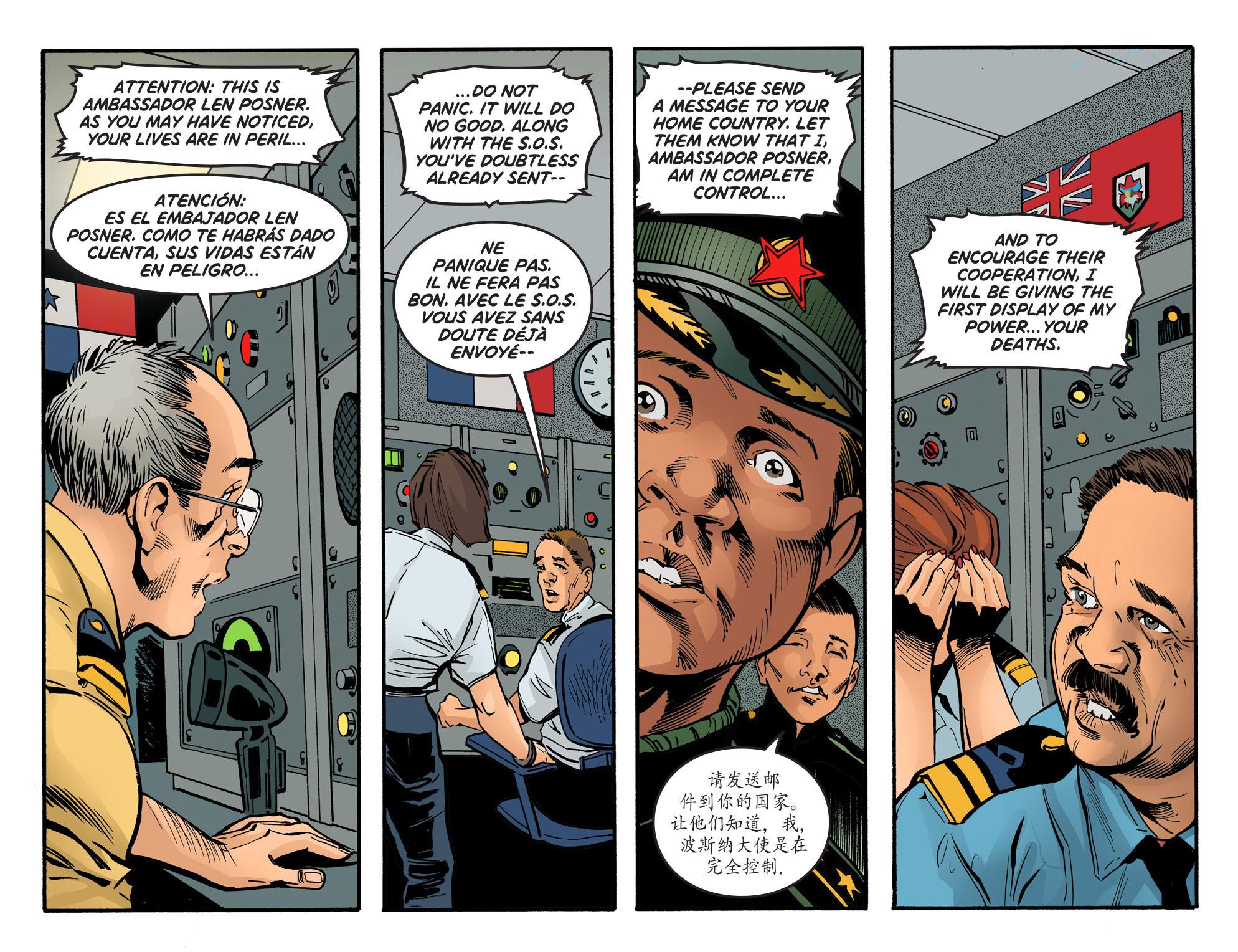 Read online Wonder Woman '77 [I] comic -  Issue #20 - 4